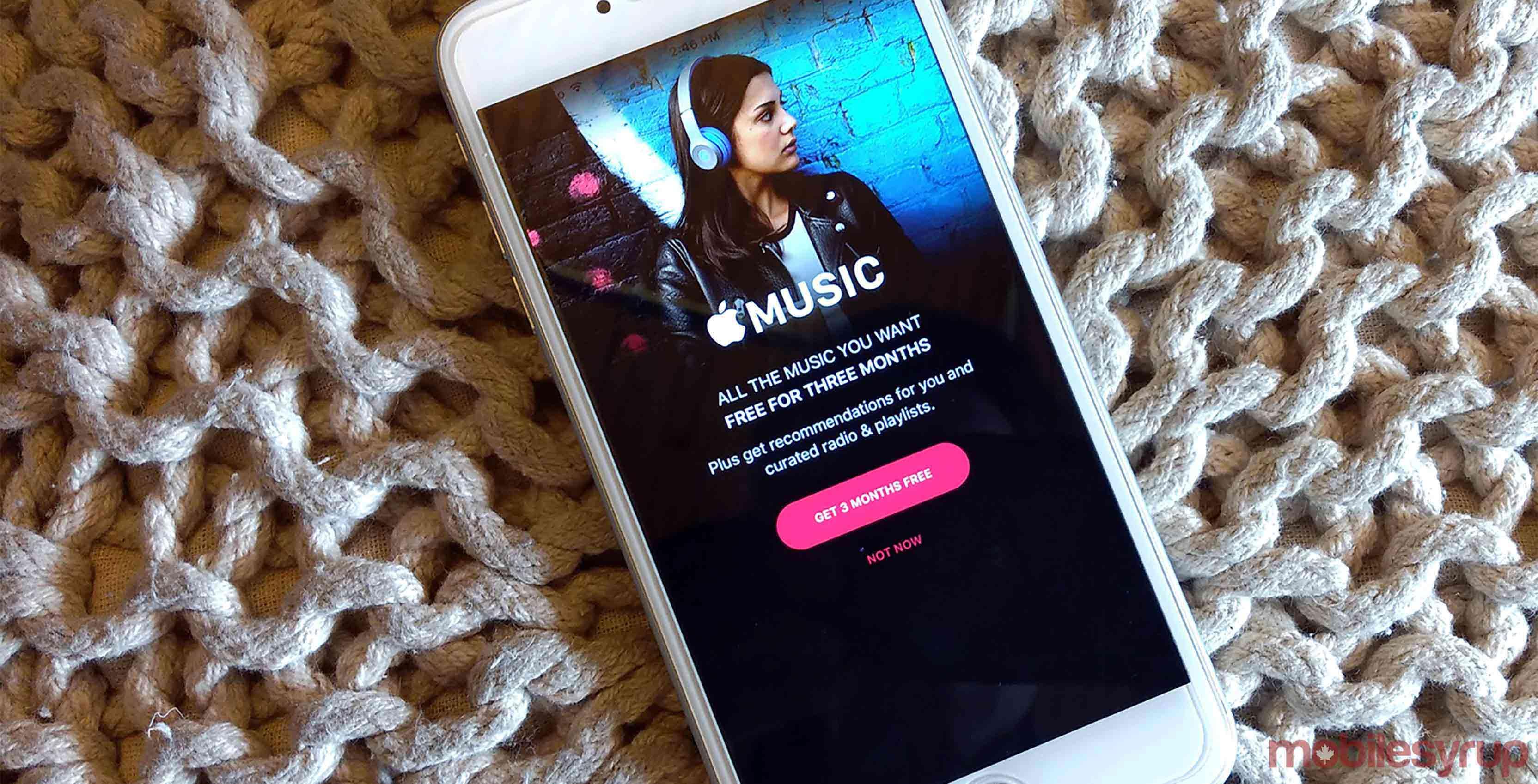 Apple Music Canada