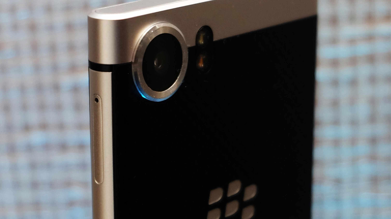 BlackBerry Mercury Back View