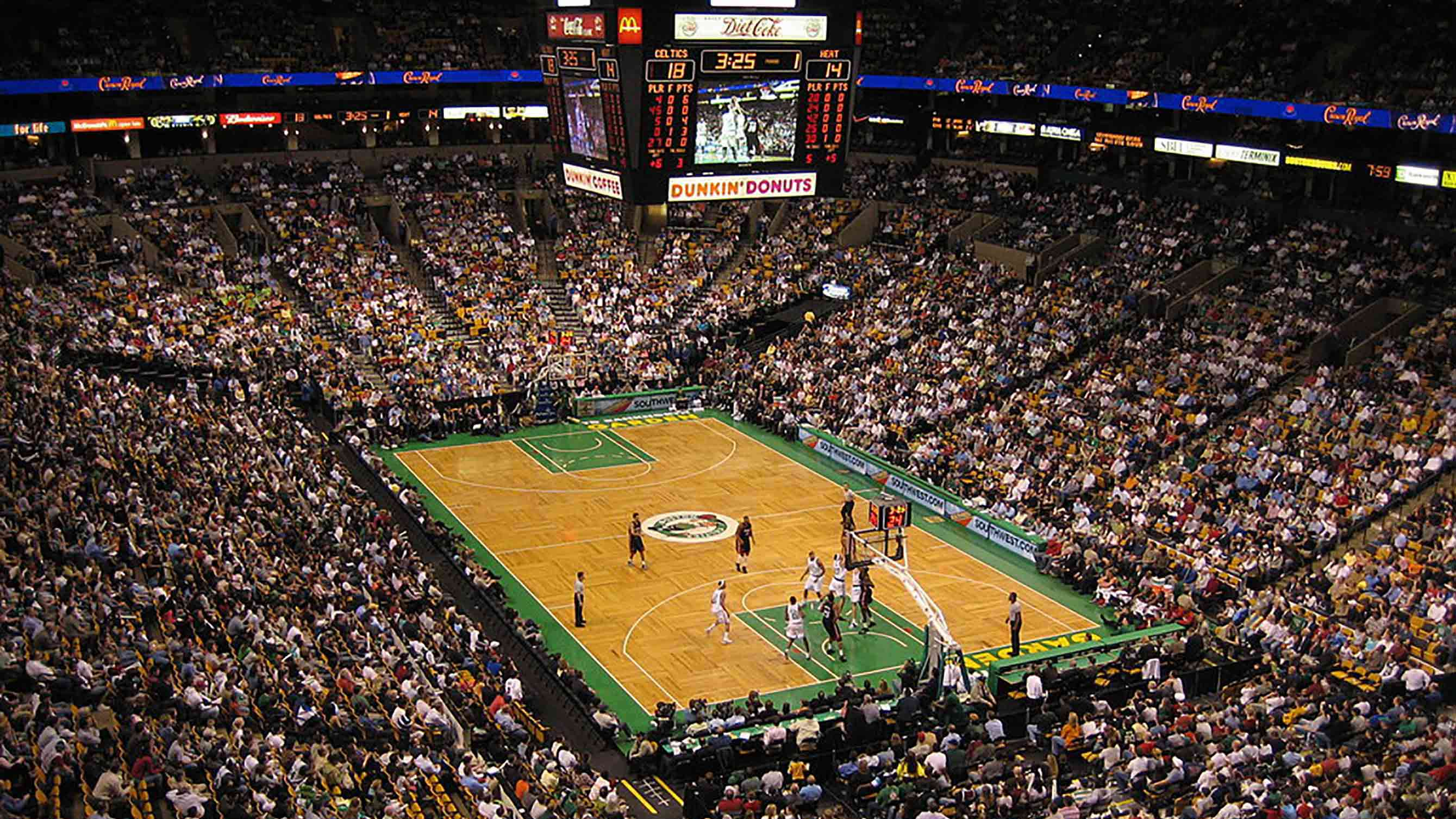 nba game packed stadium - nba all stars
