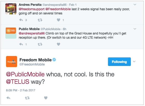 Public Mobile vs. Freedom Mobile