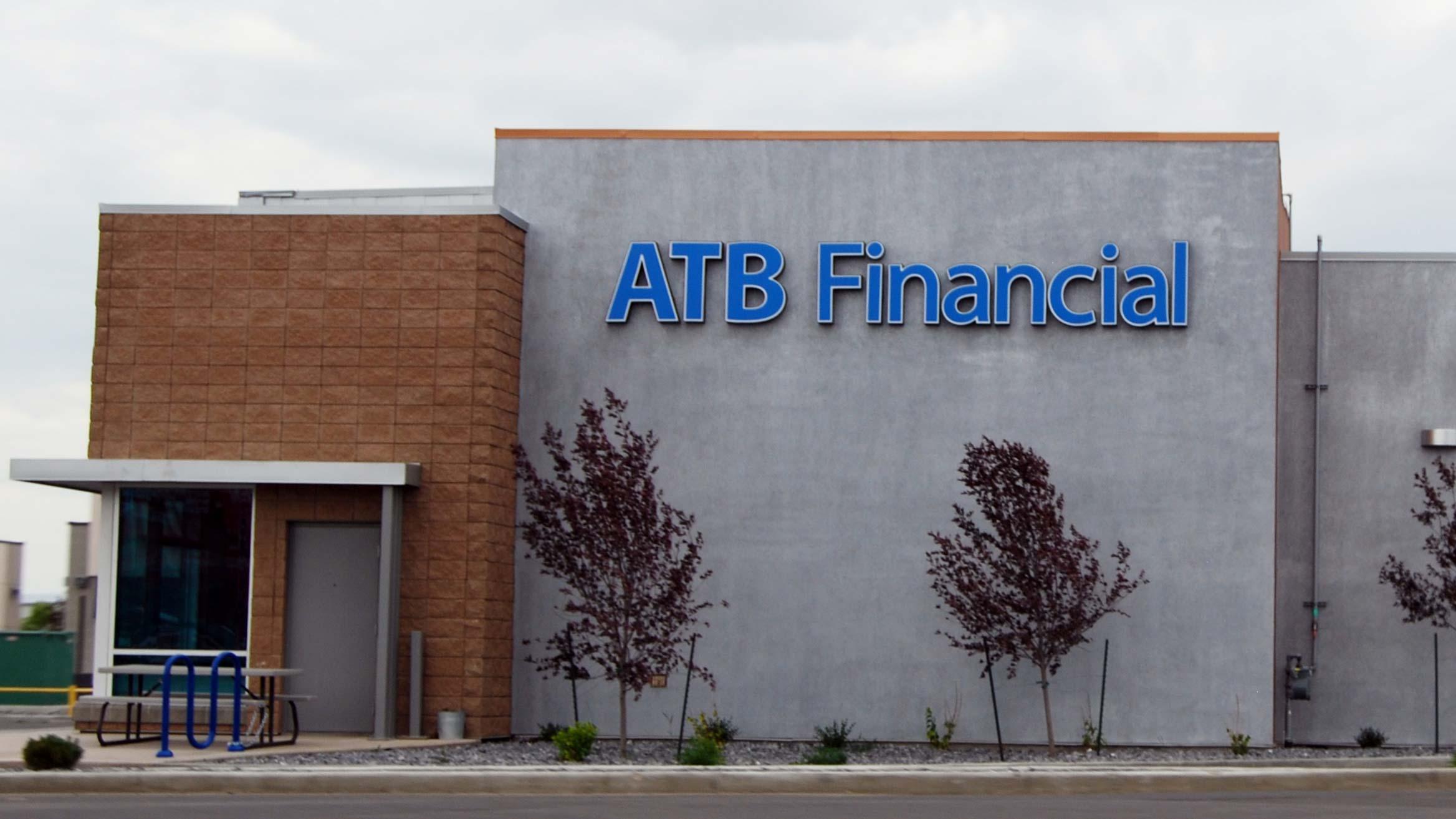atb financial building - atb apple pay