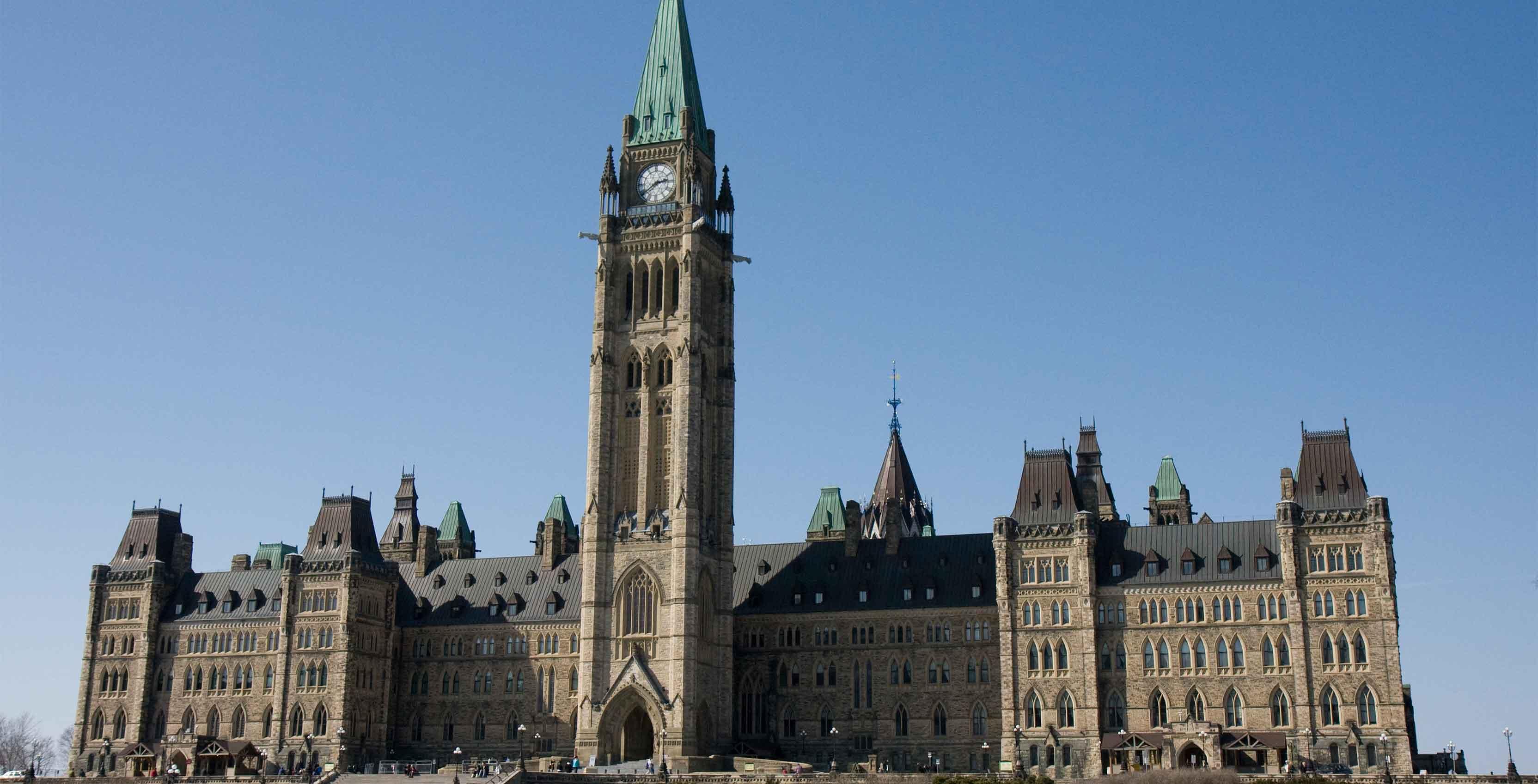 Canadian parliament - CSIS