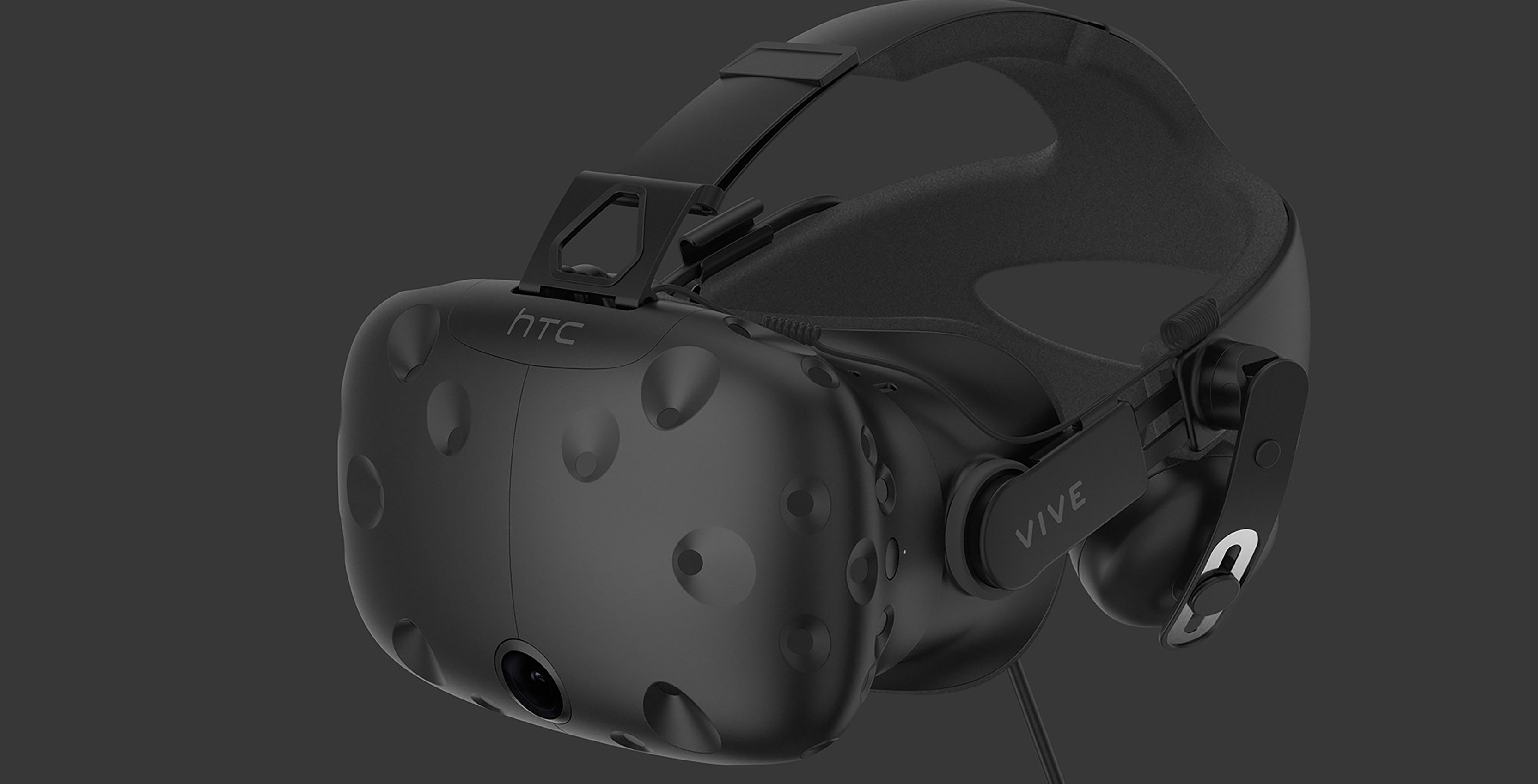 Press render of HTC Vive Deluxe Audio strap