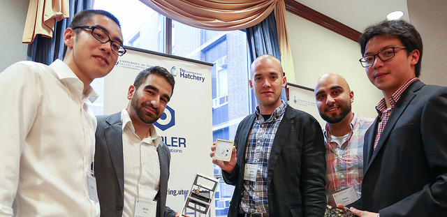 Kepler communications team photo