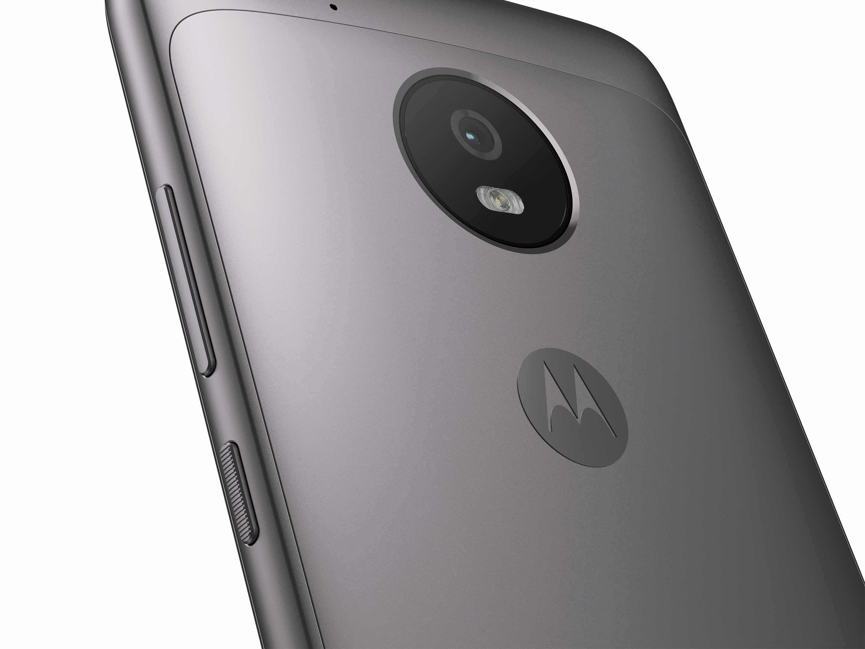 Moto G5 press render photo
