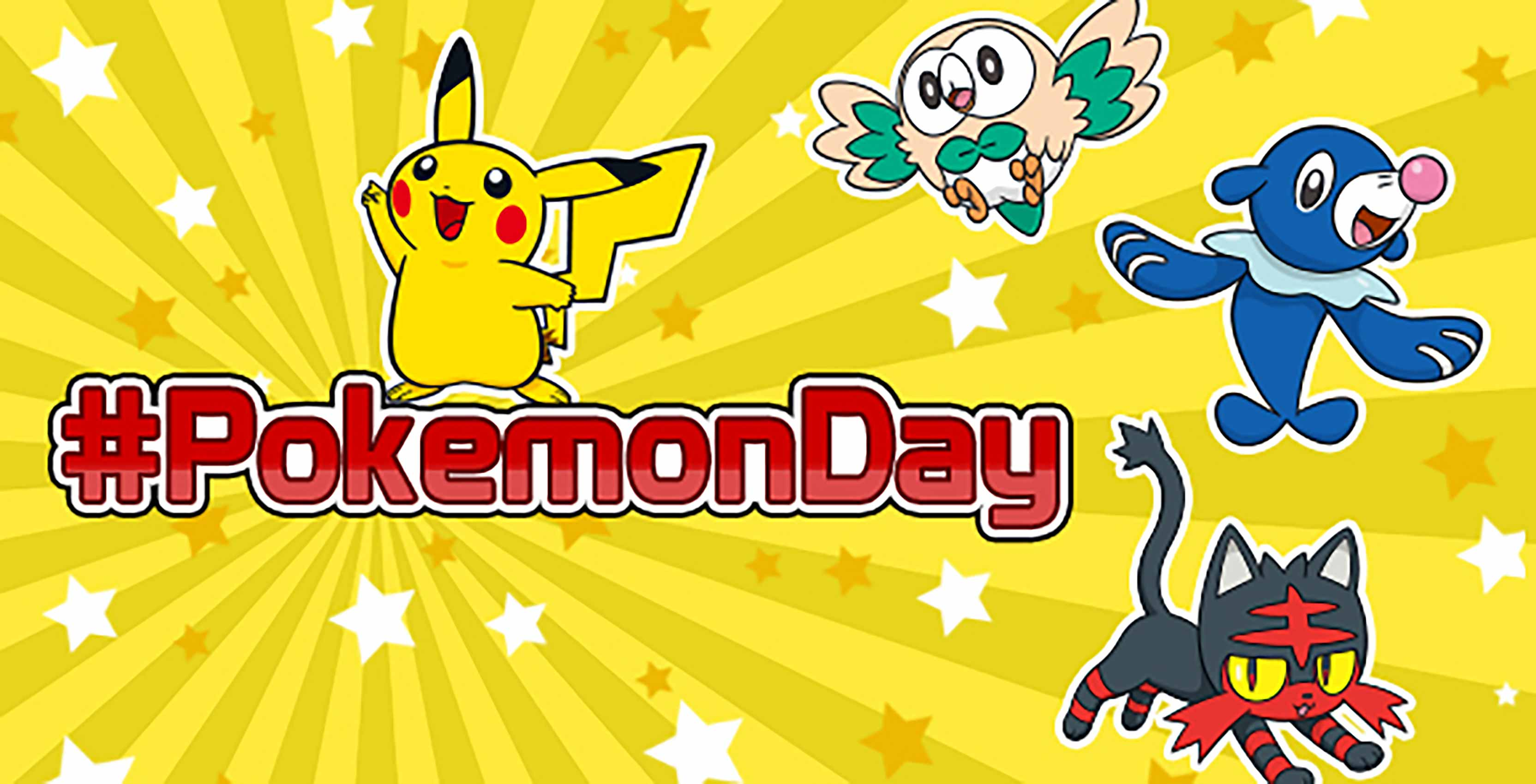 Celebrate Pokémon Day 2017