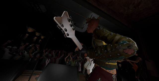 Rock Band VR oculus screenshot