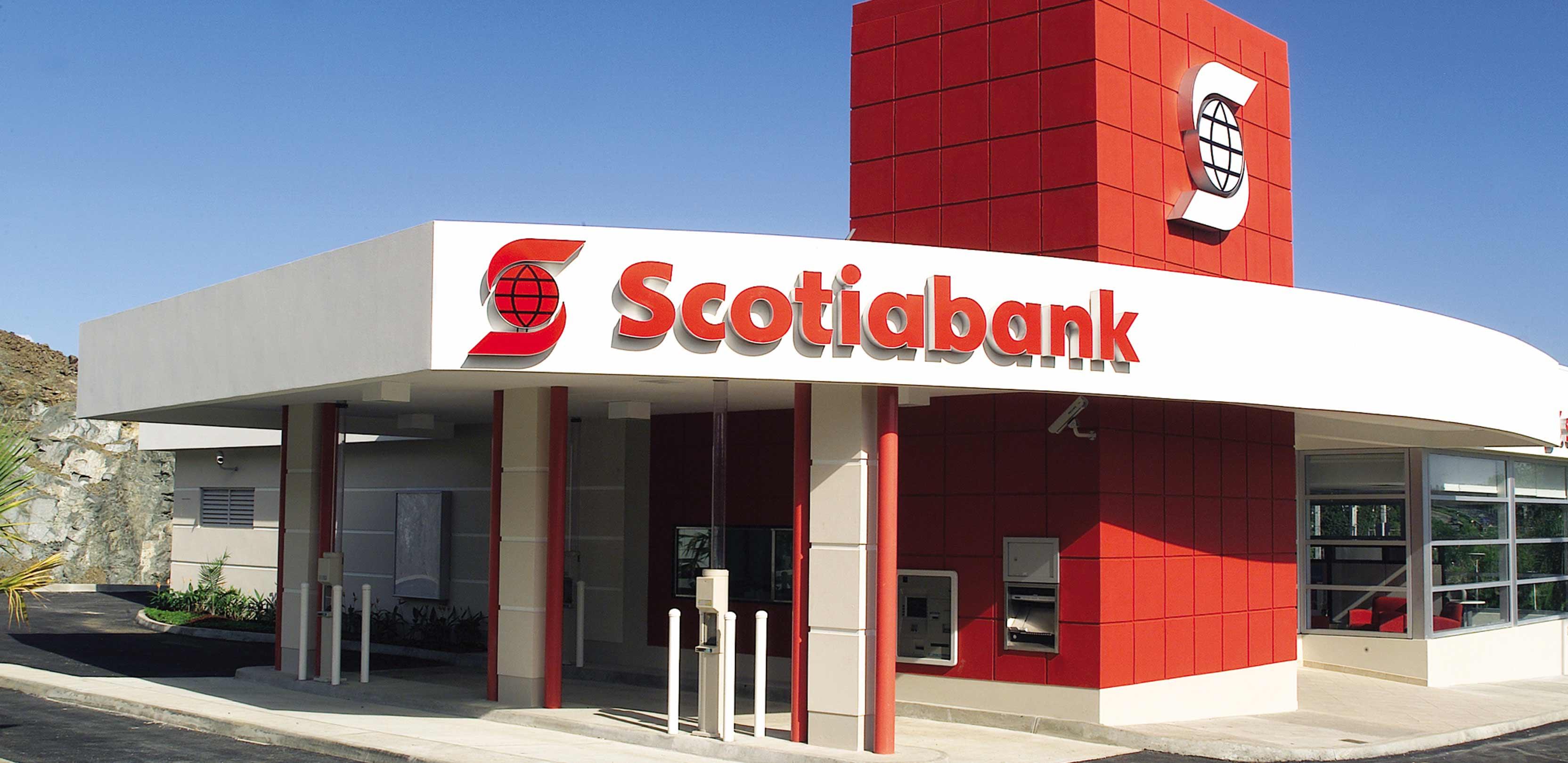 Scotiabank Storefront