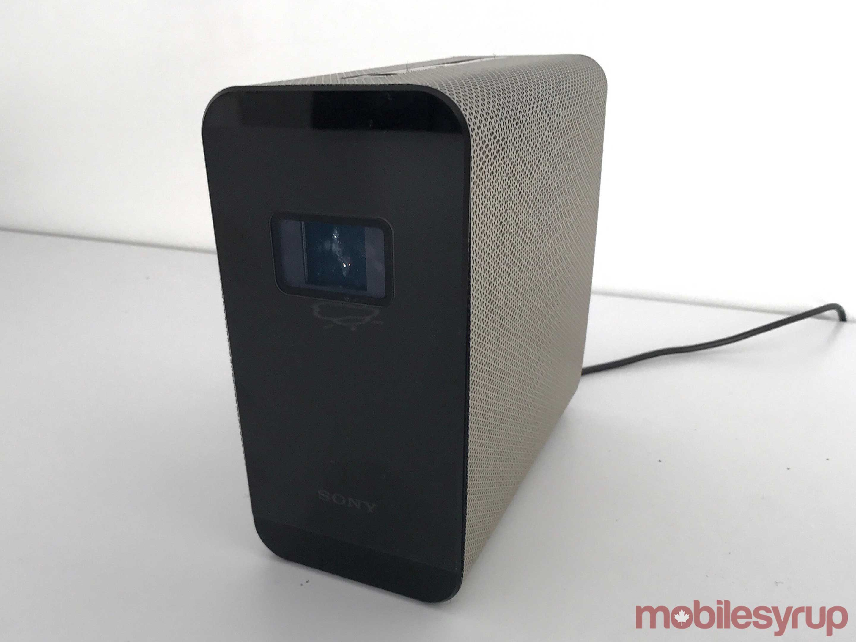 Xperia Touch front look