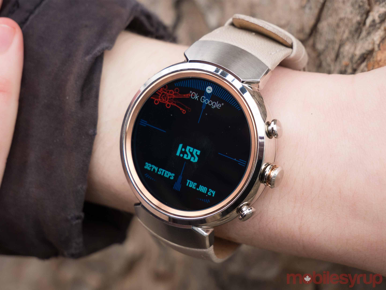 ZenWatch 3 watchface