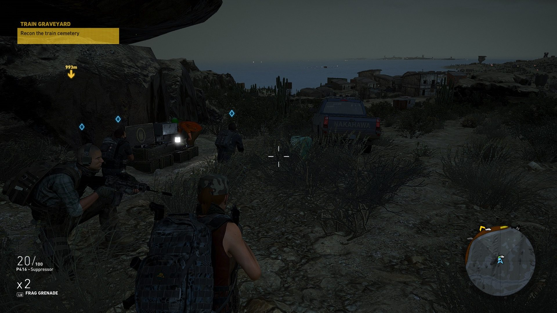 Ghost Recon WIldsands