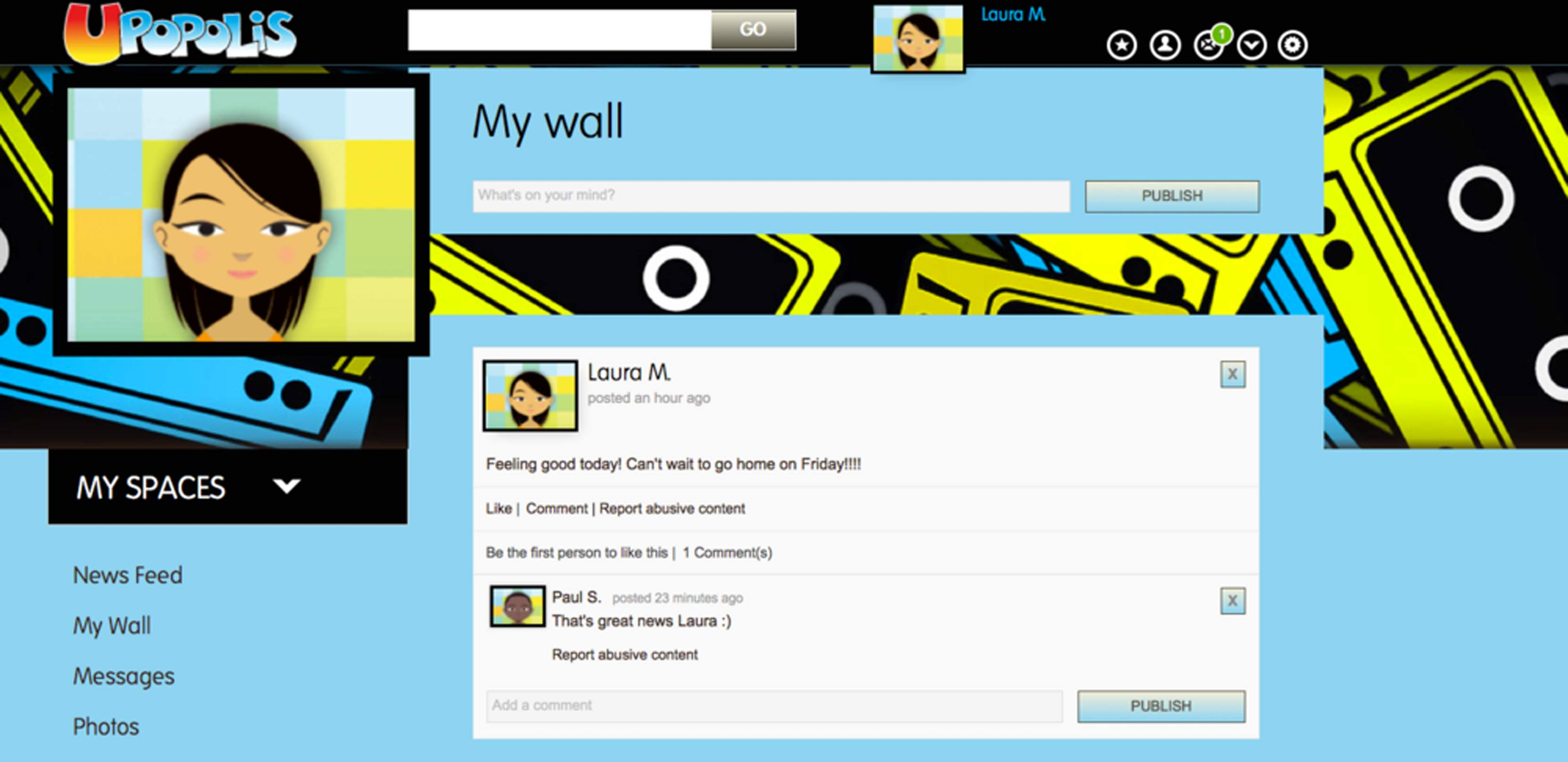 Upopolis Screenshot