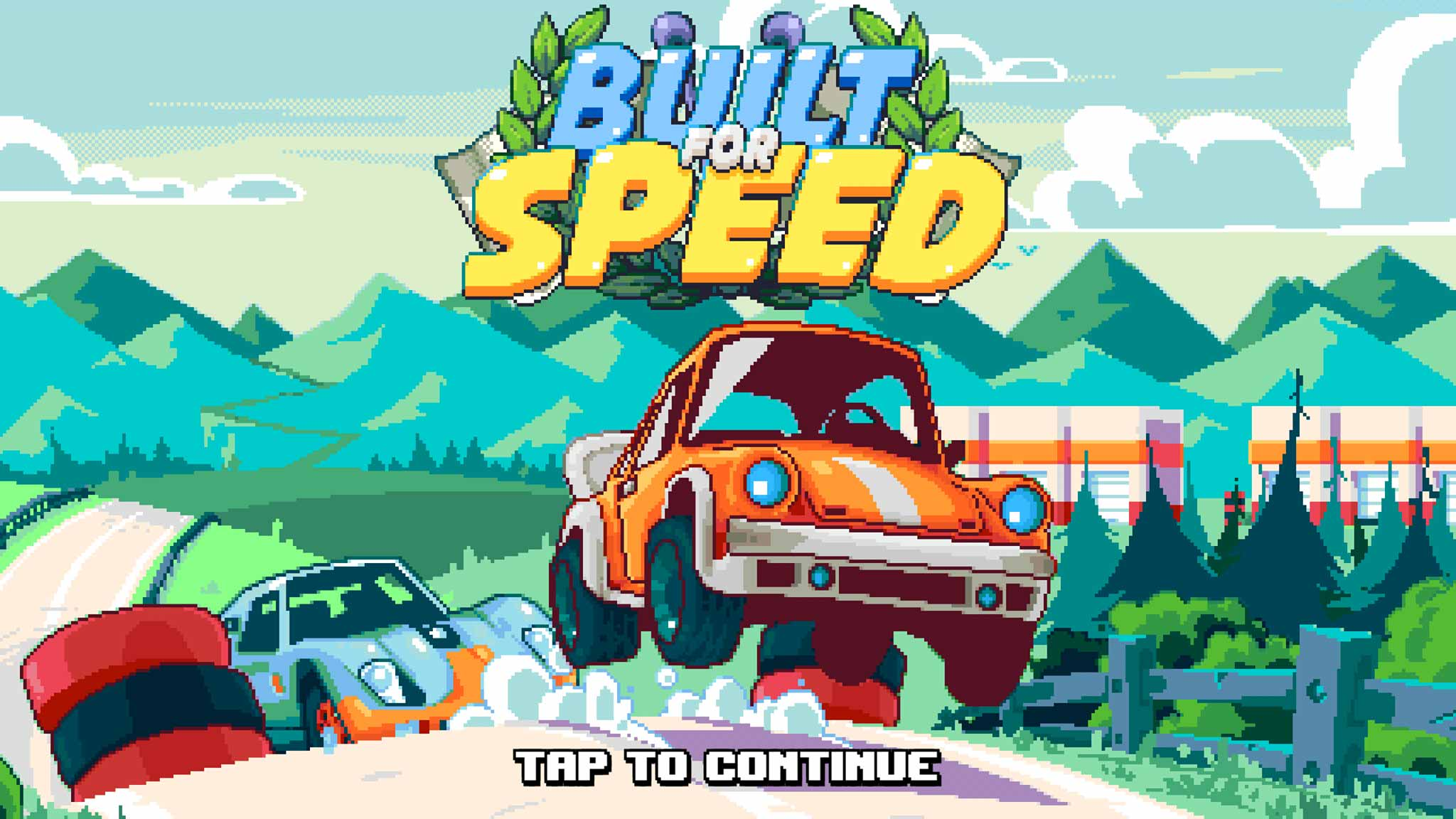 built for speed mobile game
