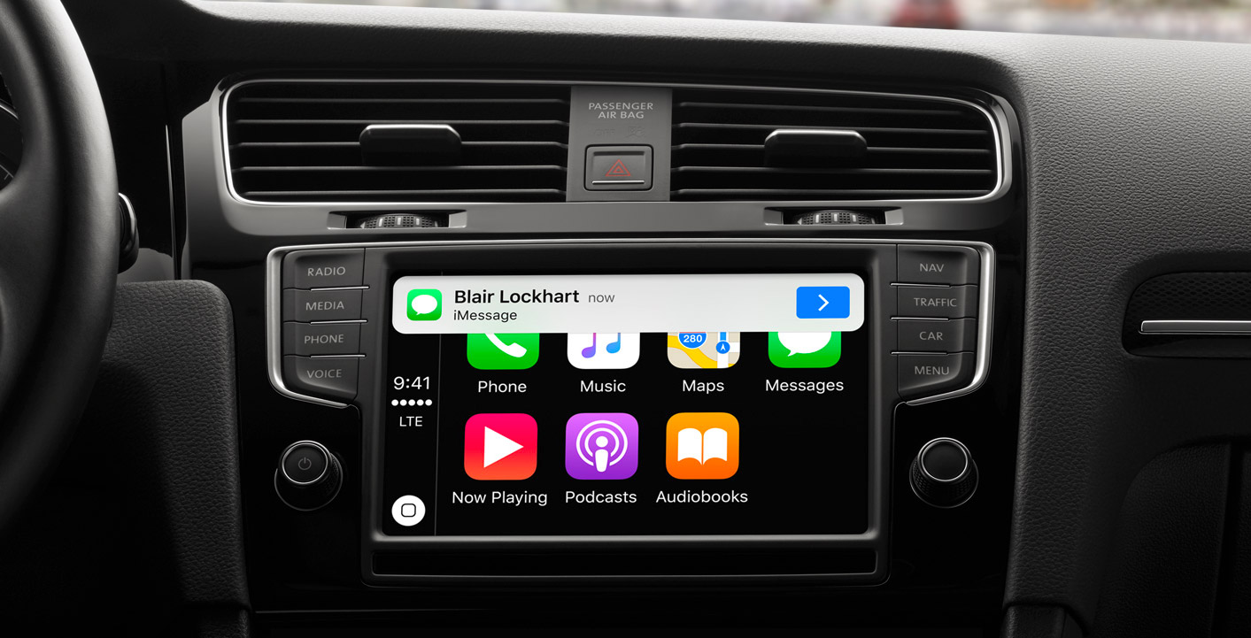Apple Carplay and android auto coming to Mazda