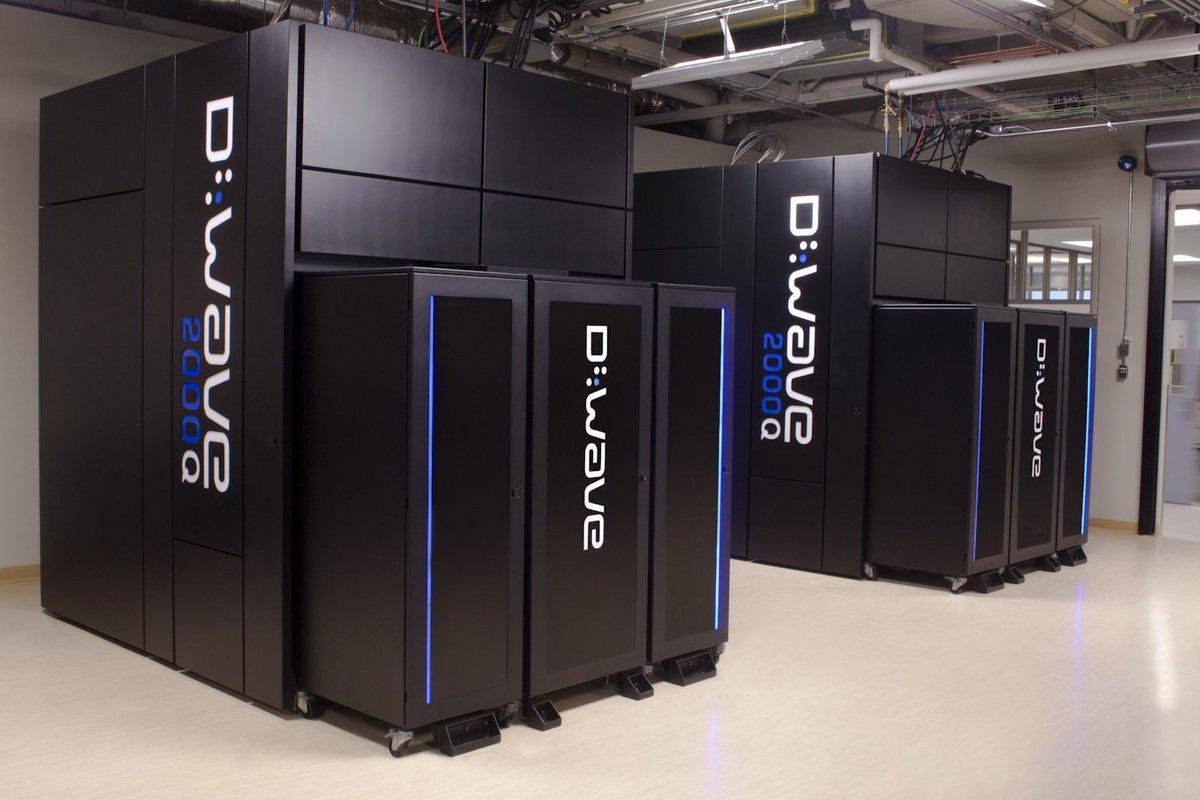 quantum technology d wave