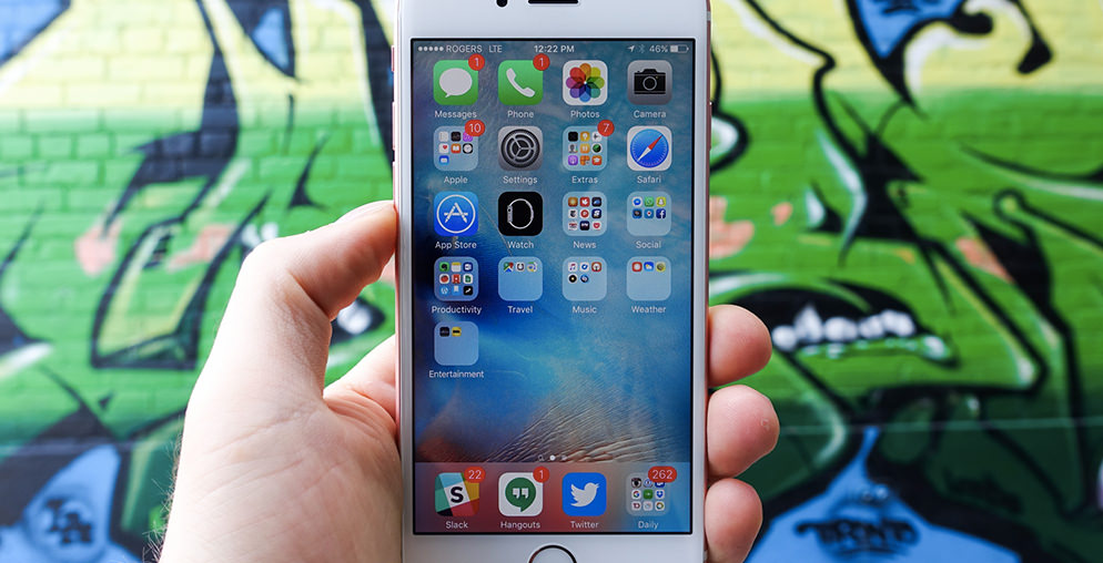 iPhone 6s most shipped smartphone