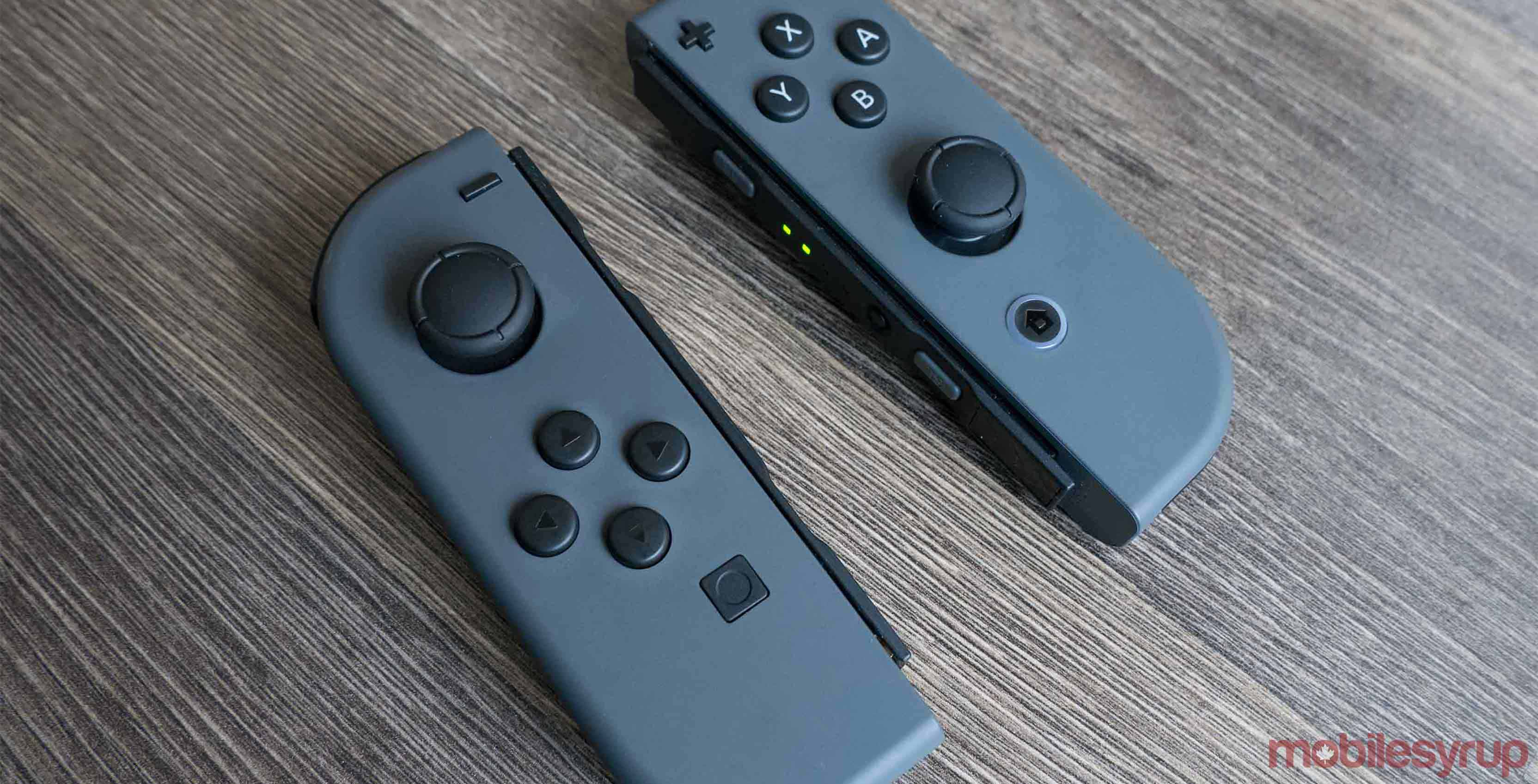 Joy con issues possible fix