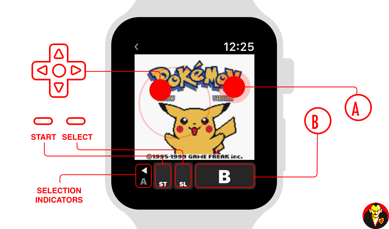 Pokemon Apple Watch