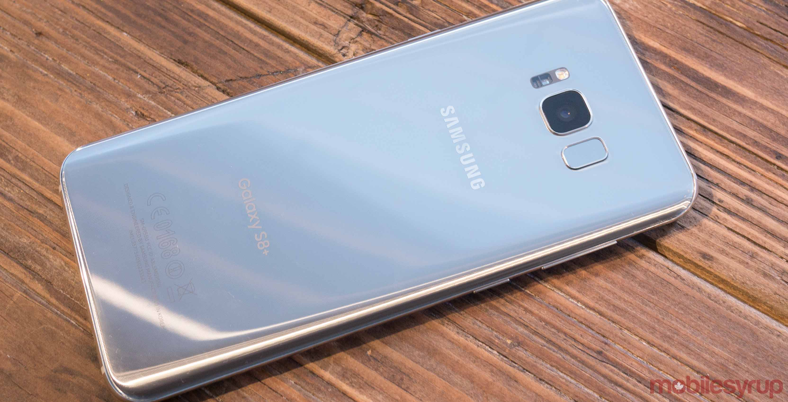 Samsung Galaxy S8 best things