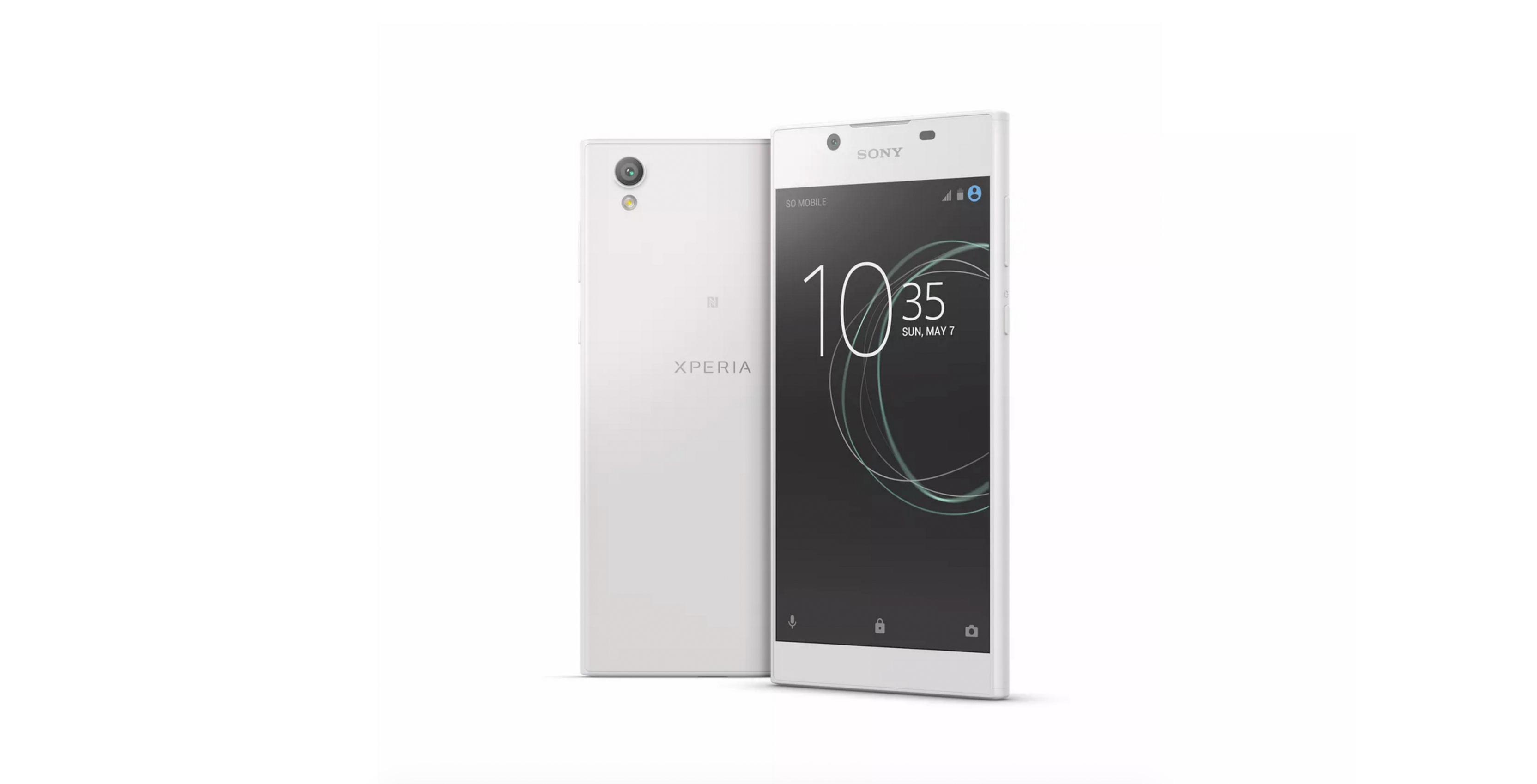 Render of Sony Xperia L1