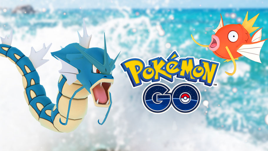 water festival - pokemon go lapra