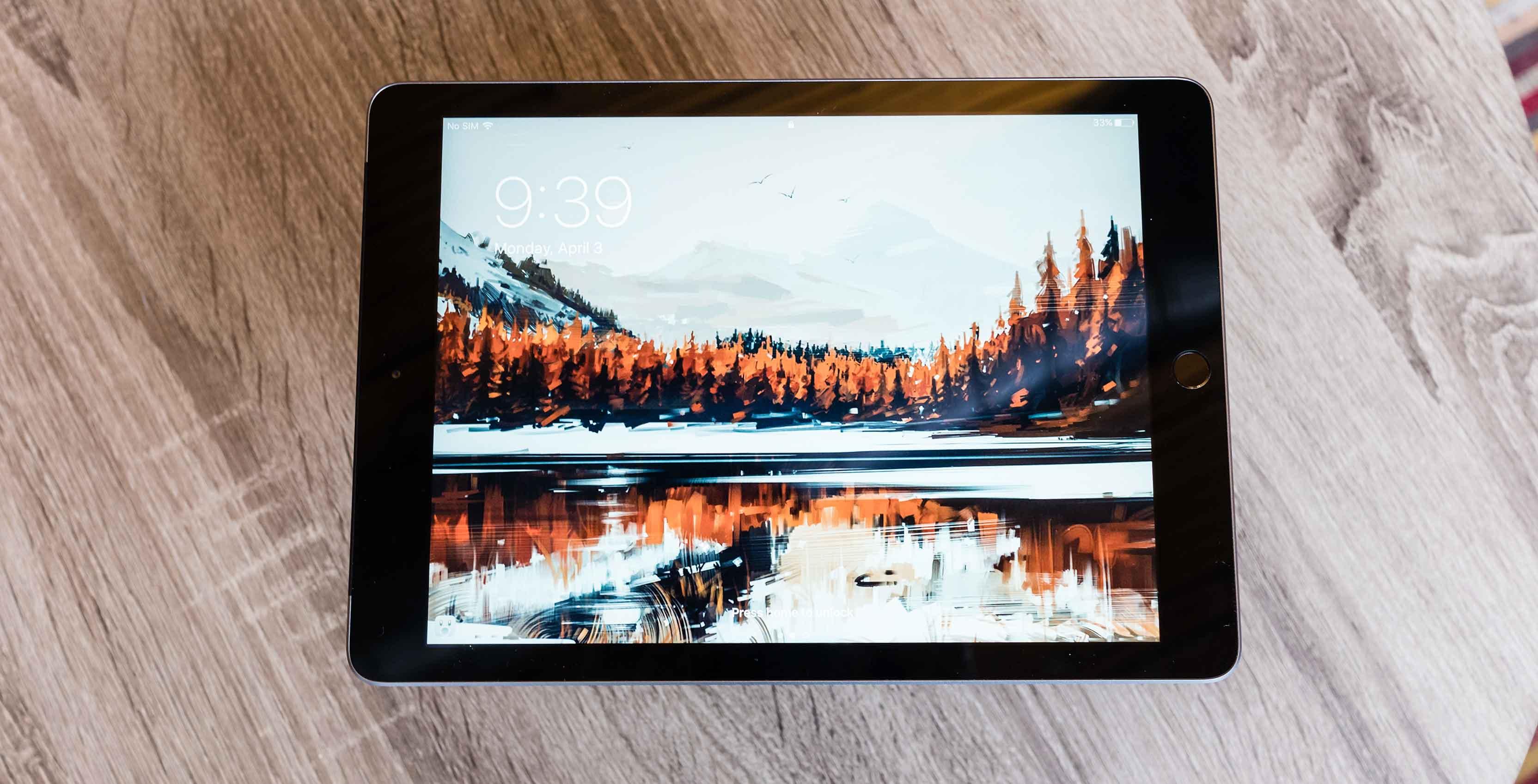 new apple iPad 2017