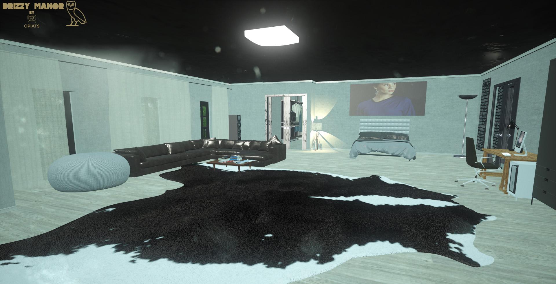 Drake Manor - VR video game