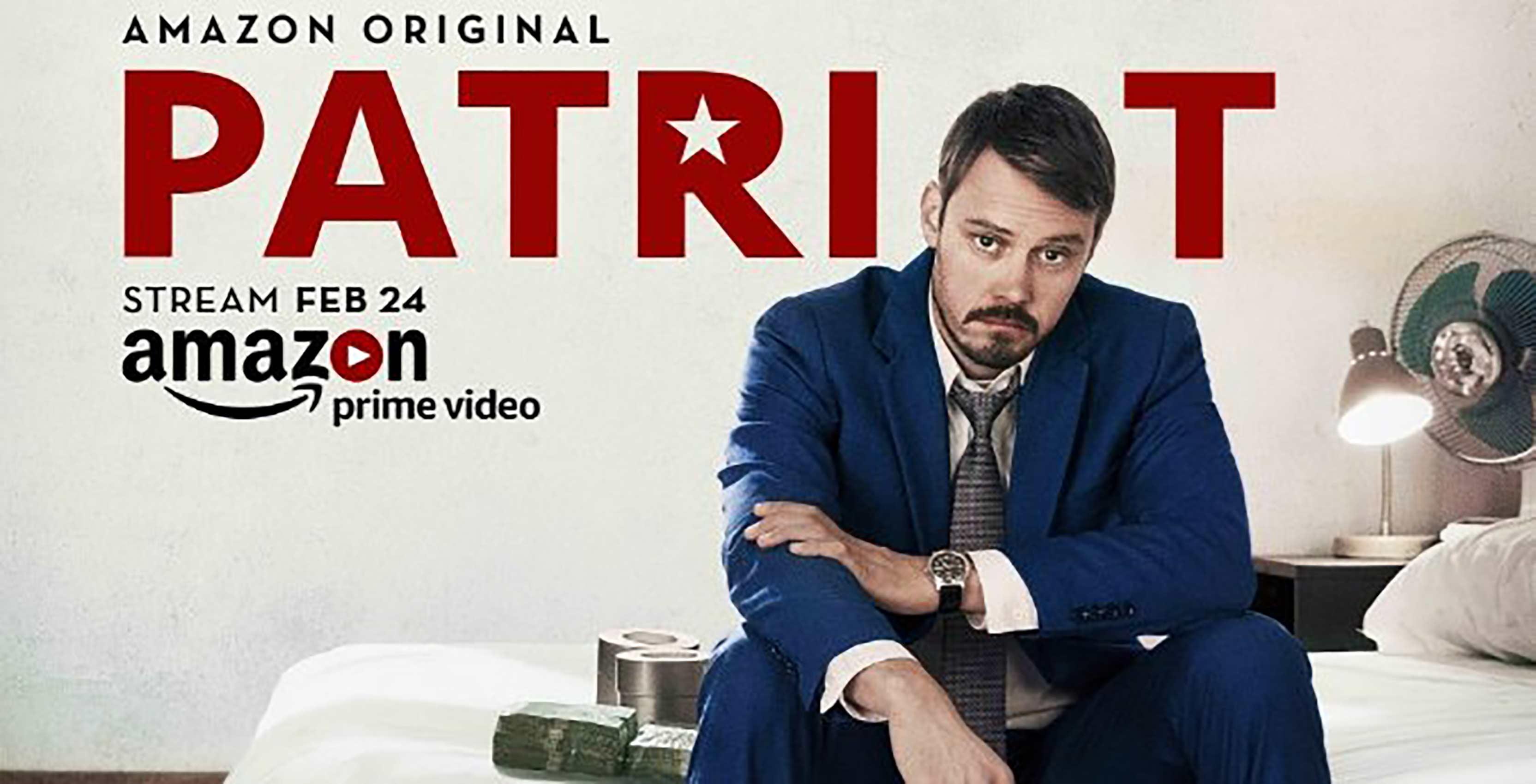 Patriot now on Amazon Prime Video