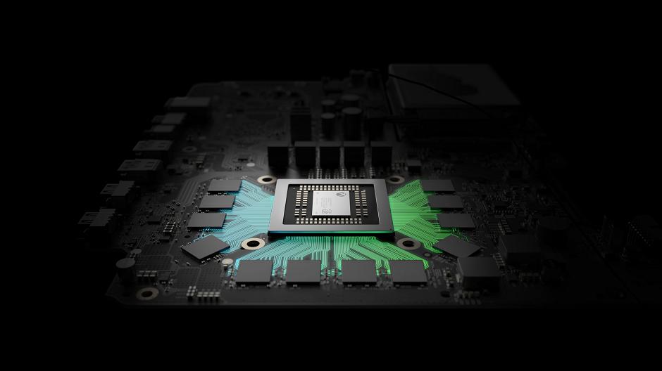 Project Scorpio E3