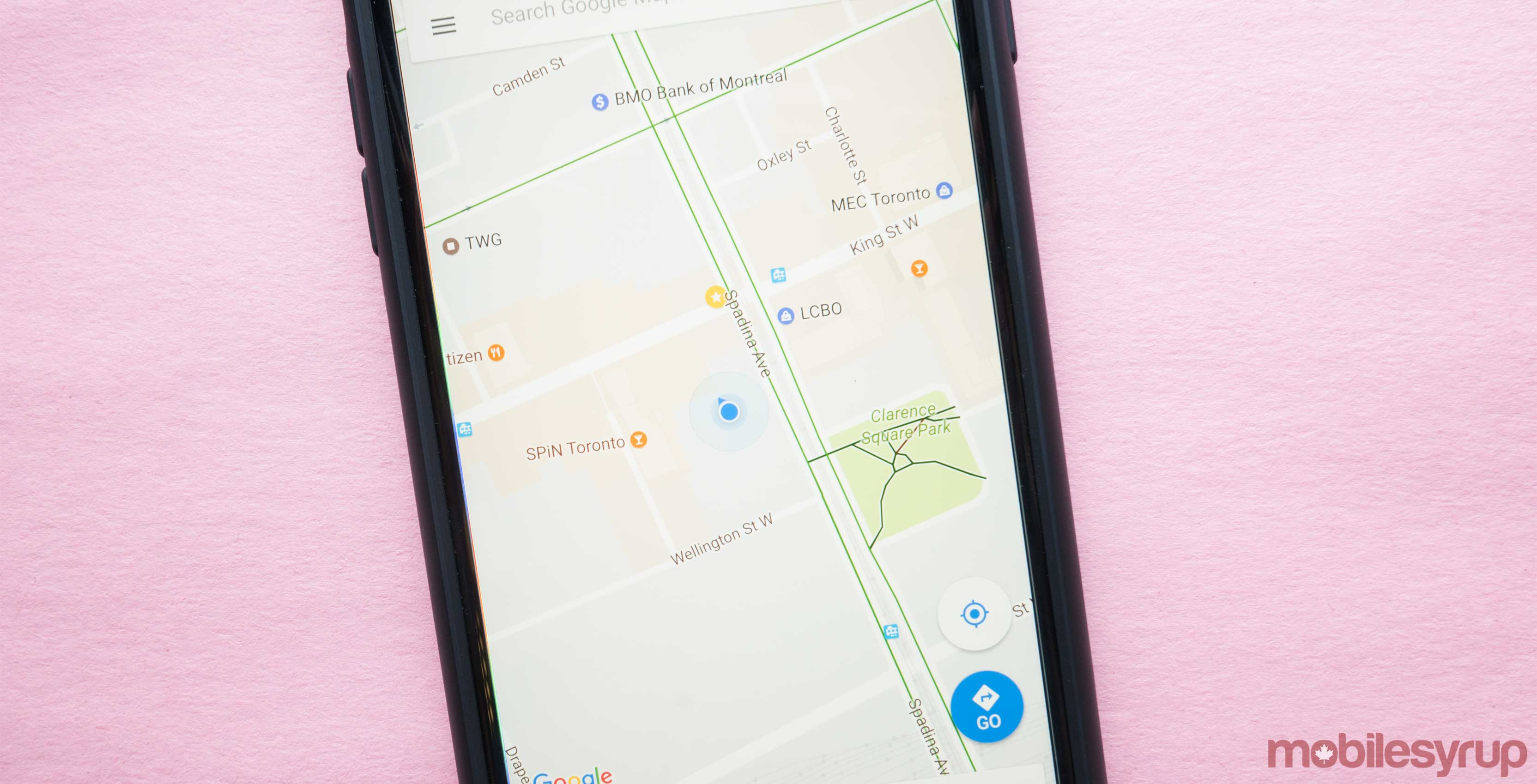 Google Maps - Google Maps ads