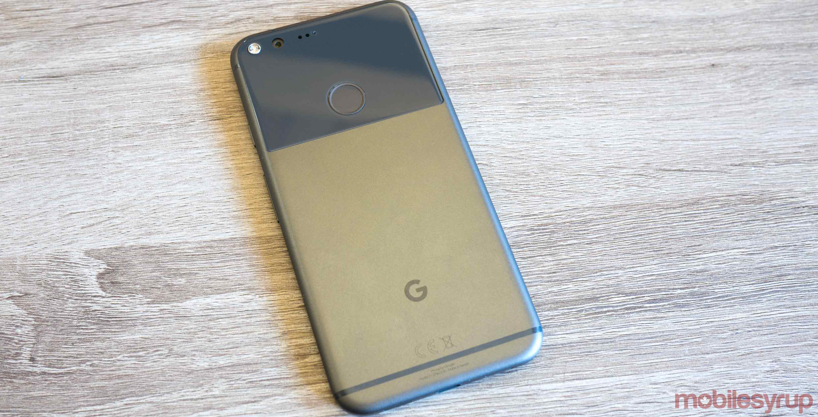Google's Pixel smartphone now has VoLTE on Rogers