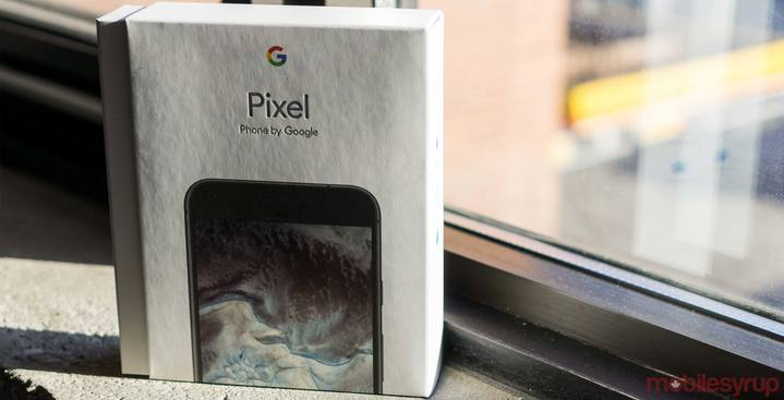 Google pixel xl discontinued