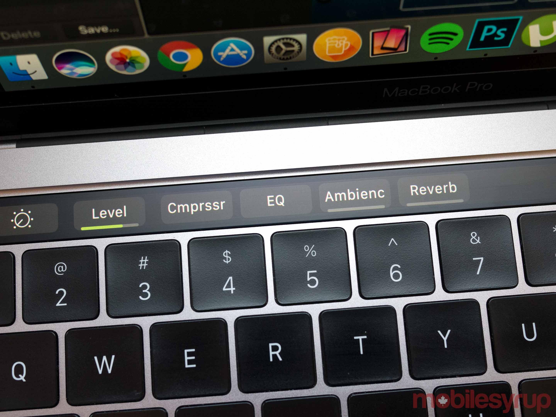 MacBook Pro Logic apps
