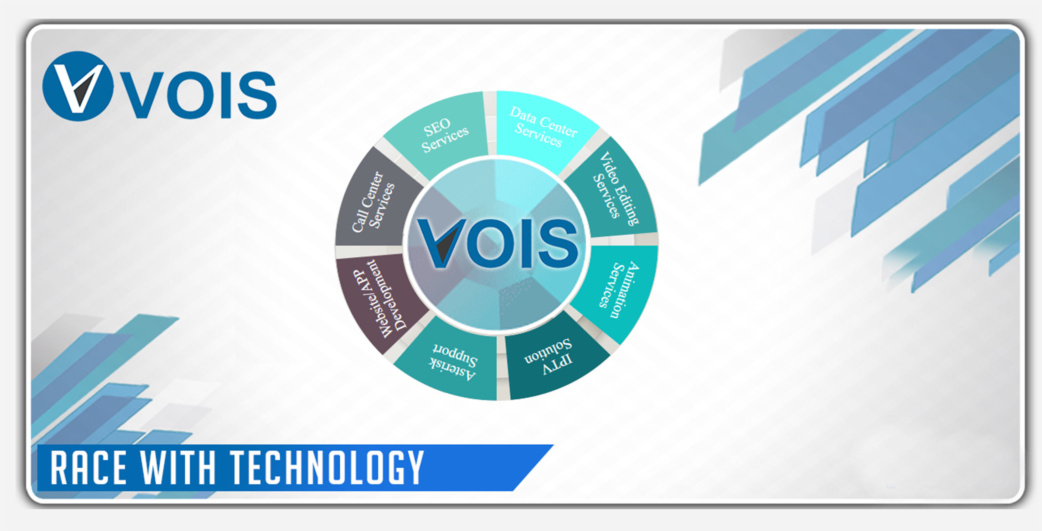 Webpage of VOIS Inc
