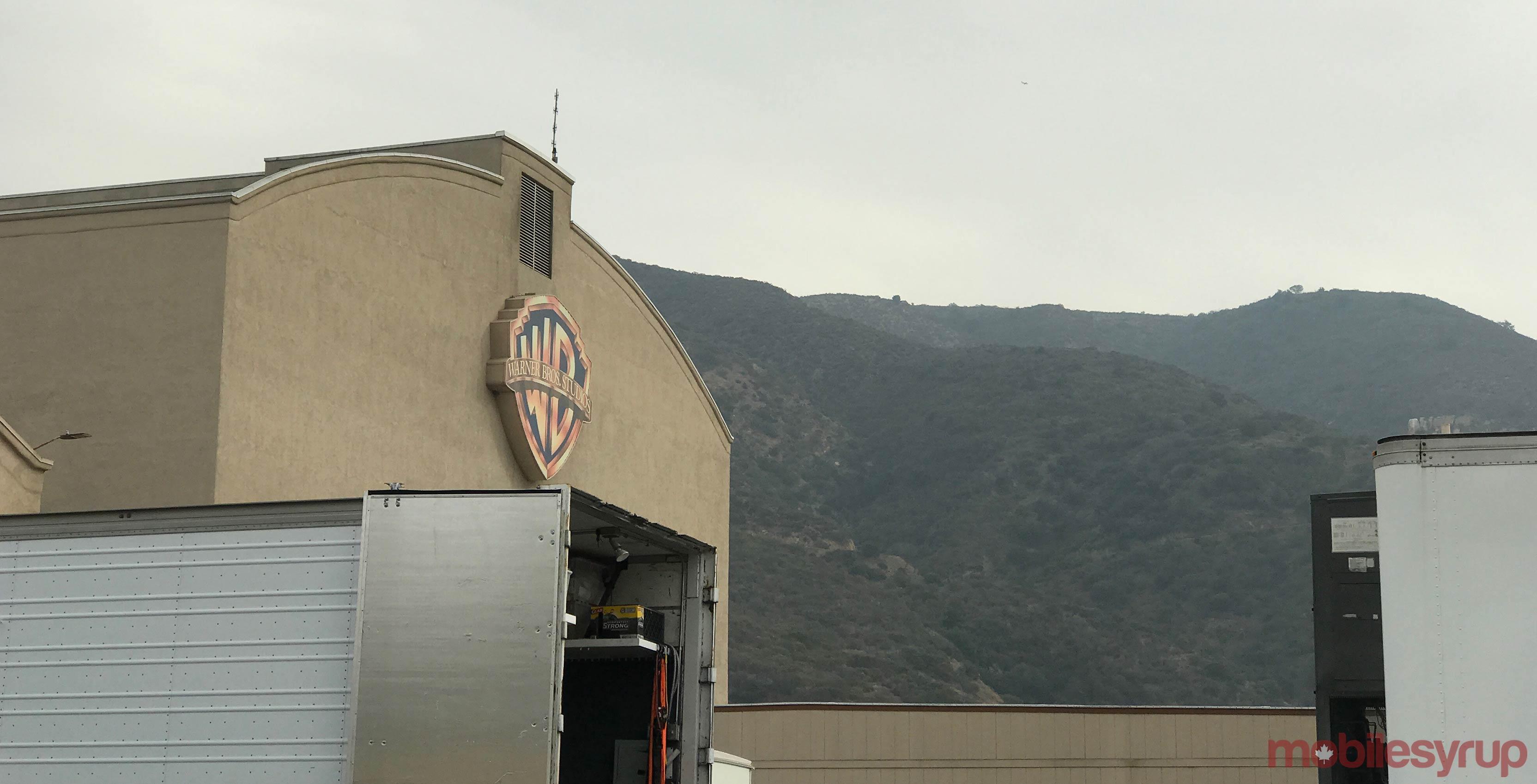 Warner Bros. Entertainment studio