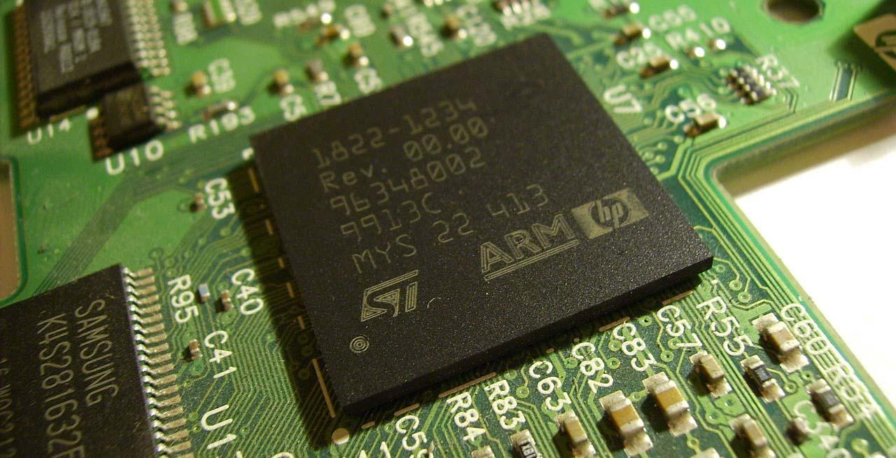 arm processor performance