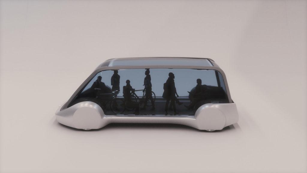Boring Company vehicle concept