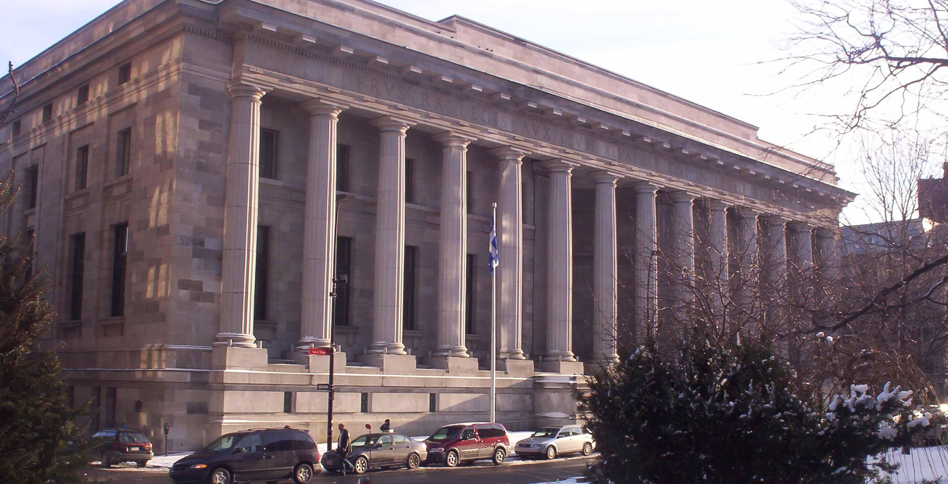 Quebec Court front