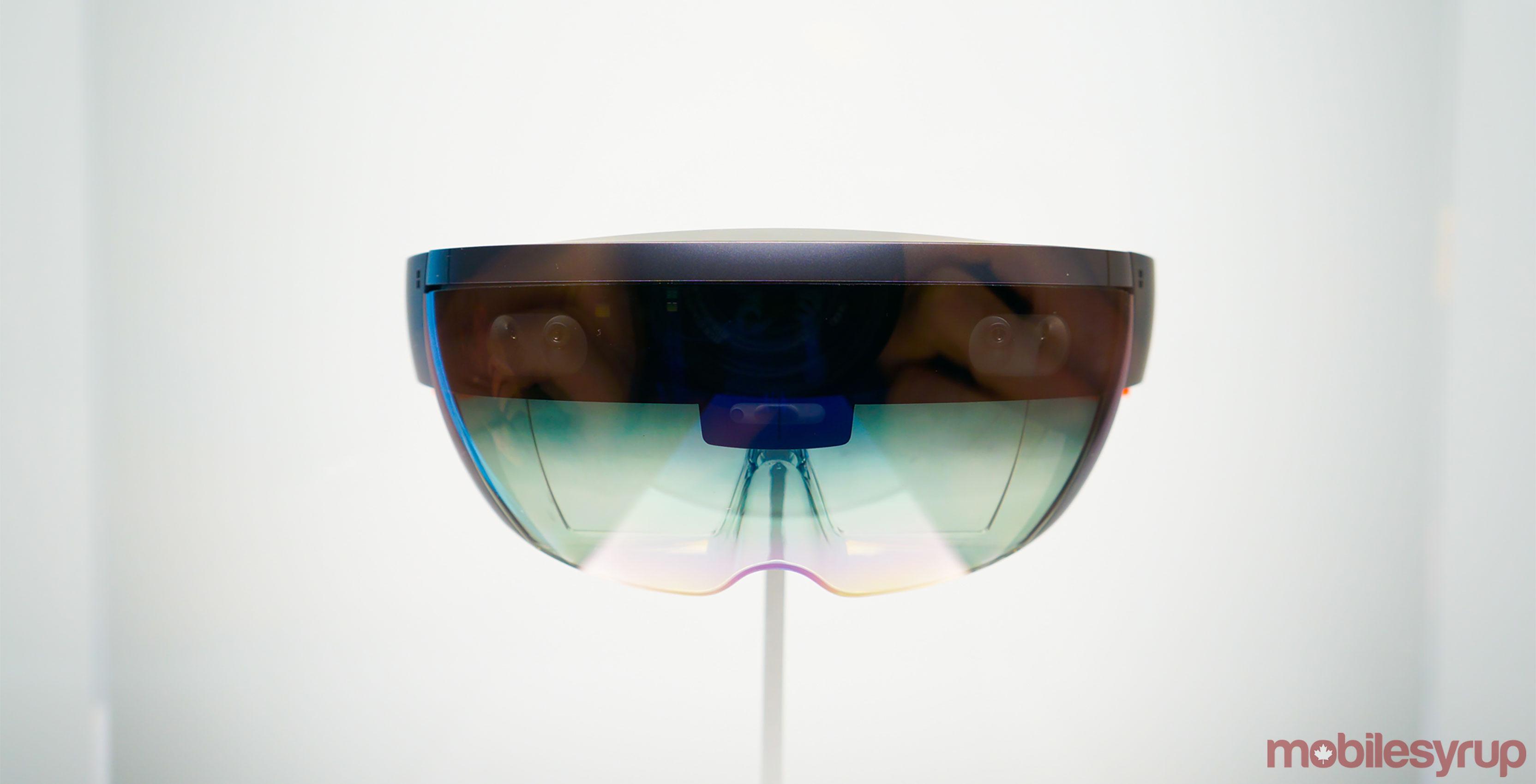HoloLens wide shot