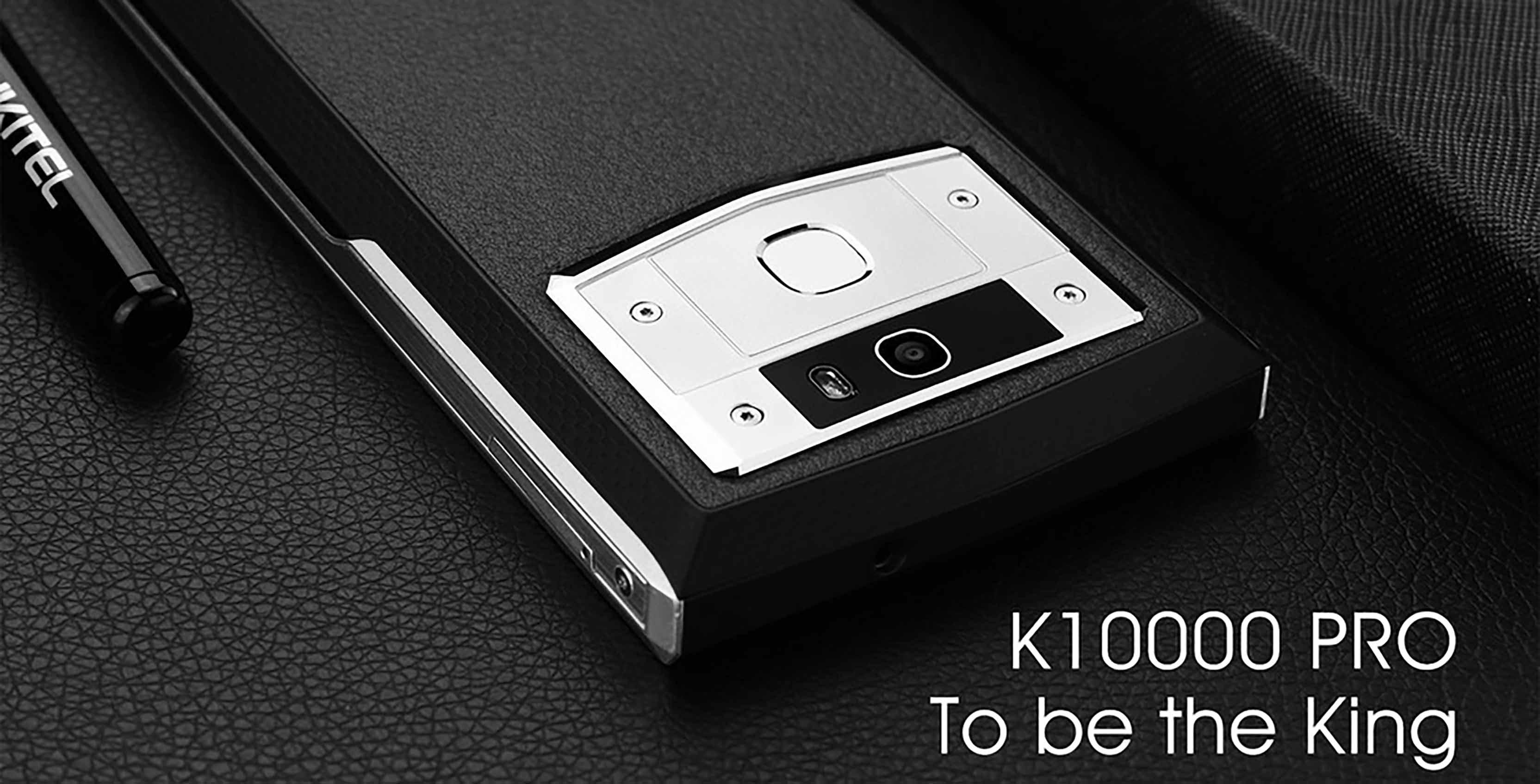 K10000 Pro Oukitel smartphone