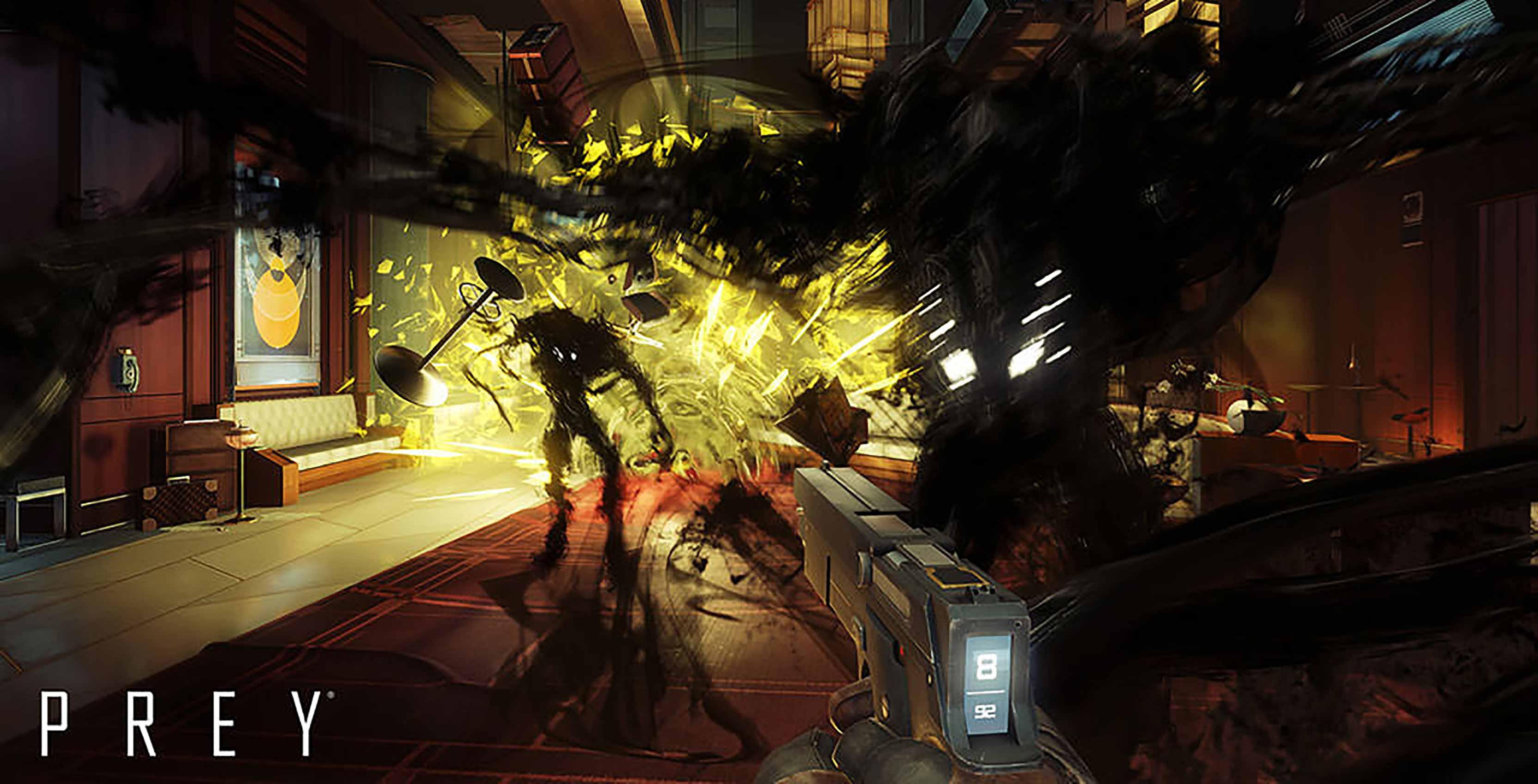 Prey's Phantom Typhon aliens