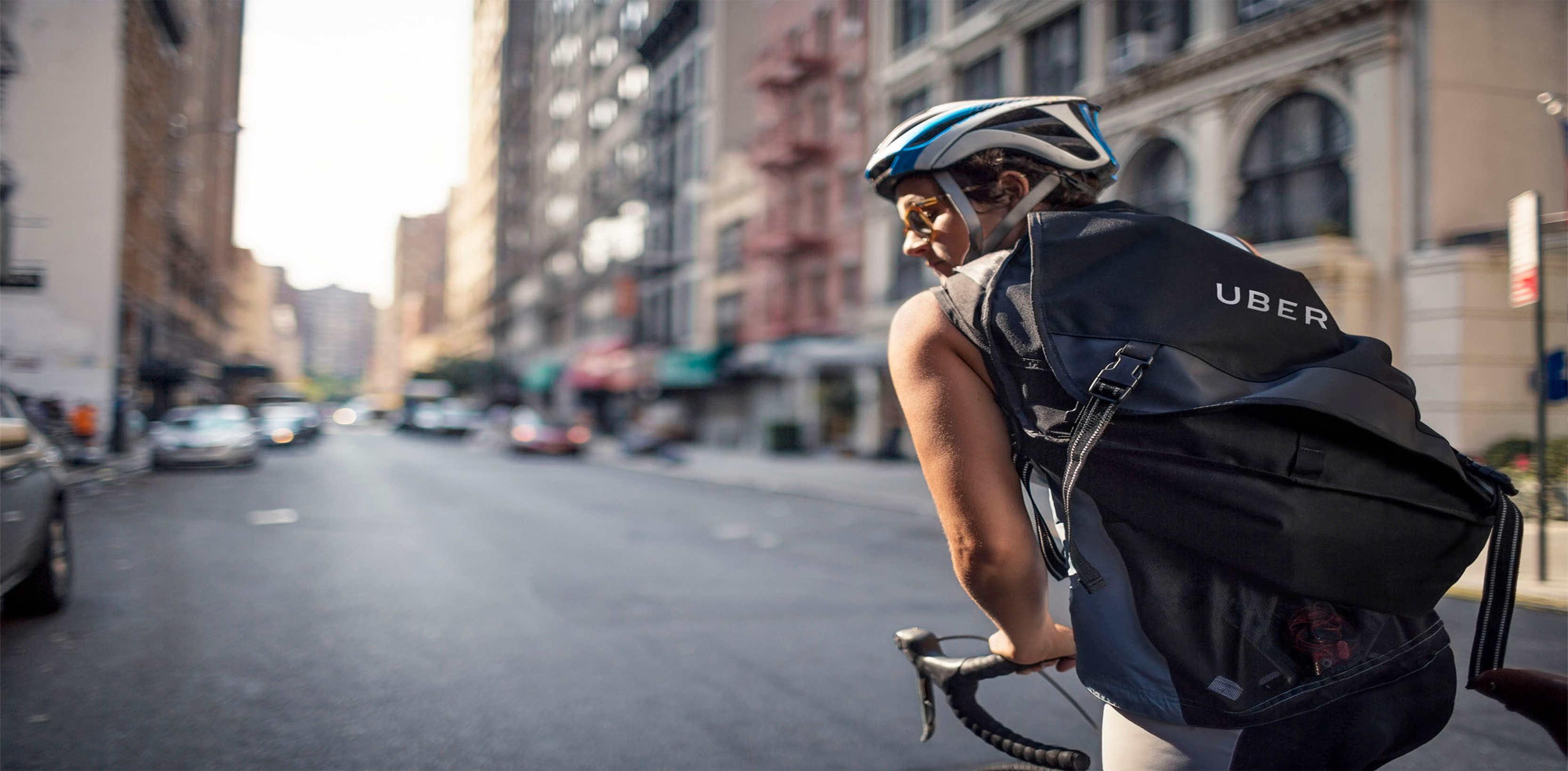 UberEATS-Bicycle