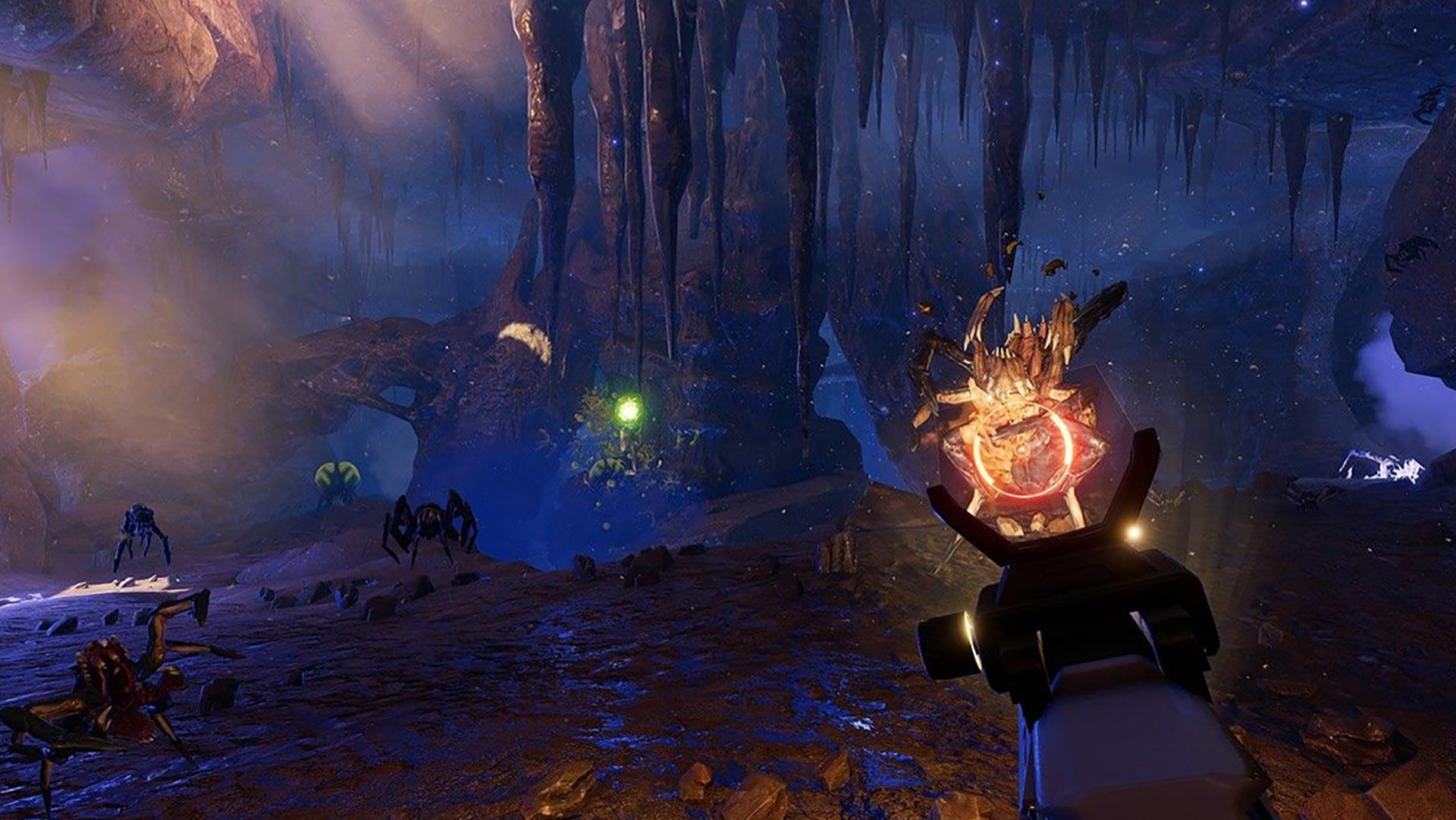 Farpoint screenshot