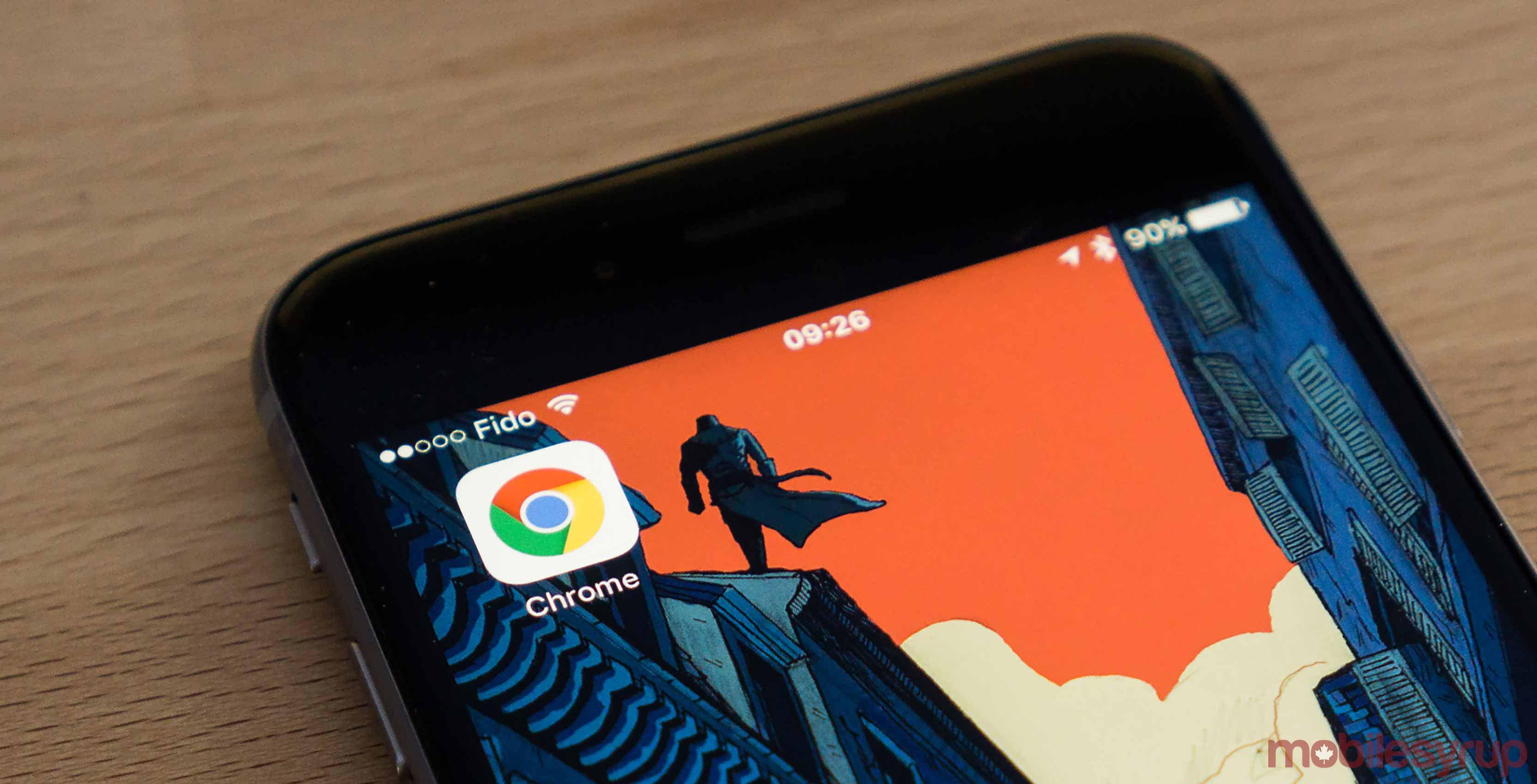 Chrome dev app