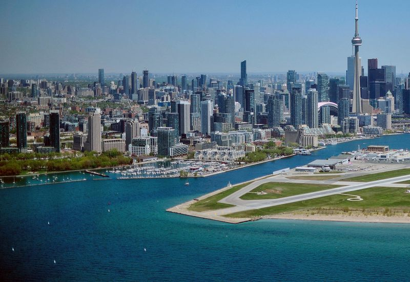 Sidewalk Labs reveals more information about its smart city