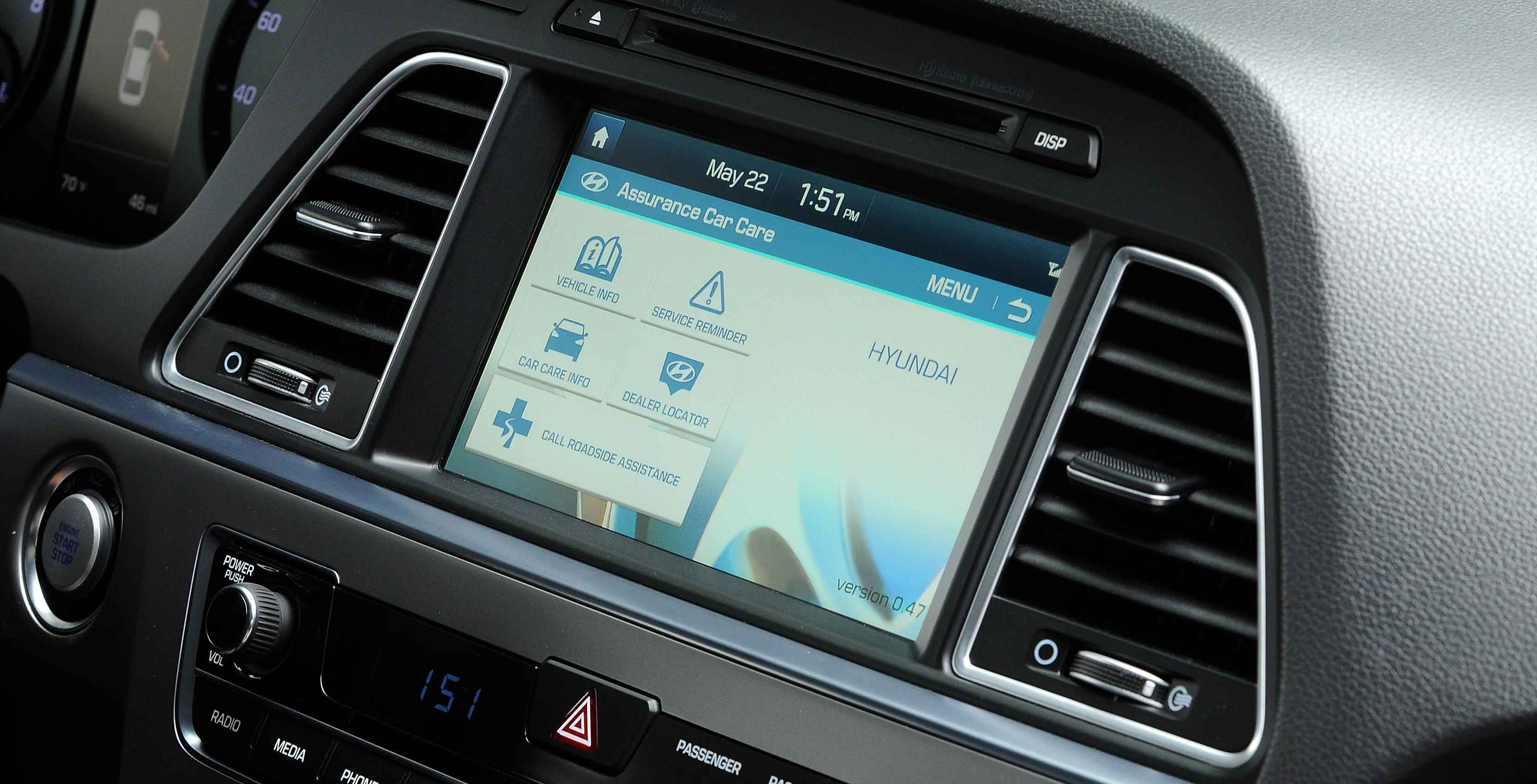 Hyundai\'s BlueLink in-vehicle service comes to Canada