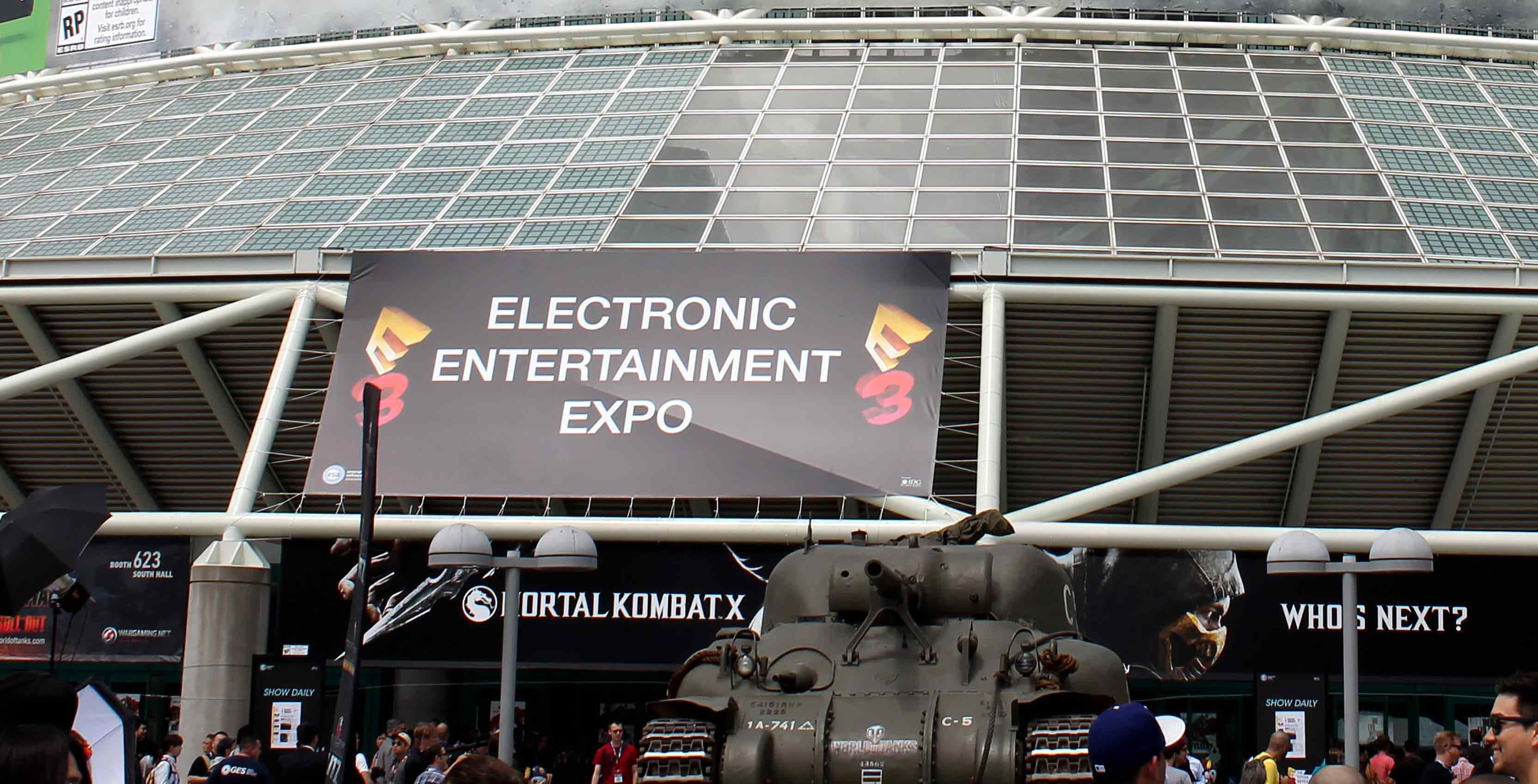 E3 LA convention center