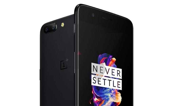OnePlus 5 image leak