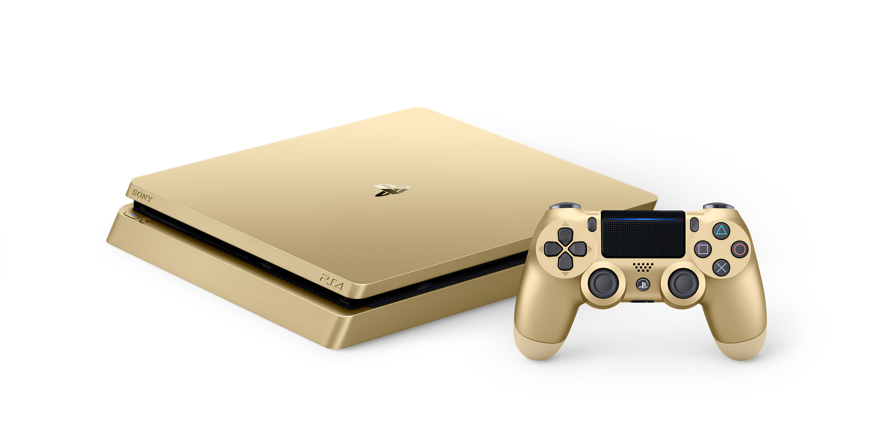 Sony Gold 1TB PS4