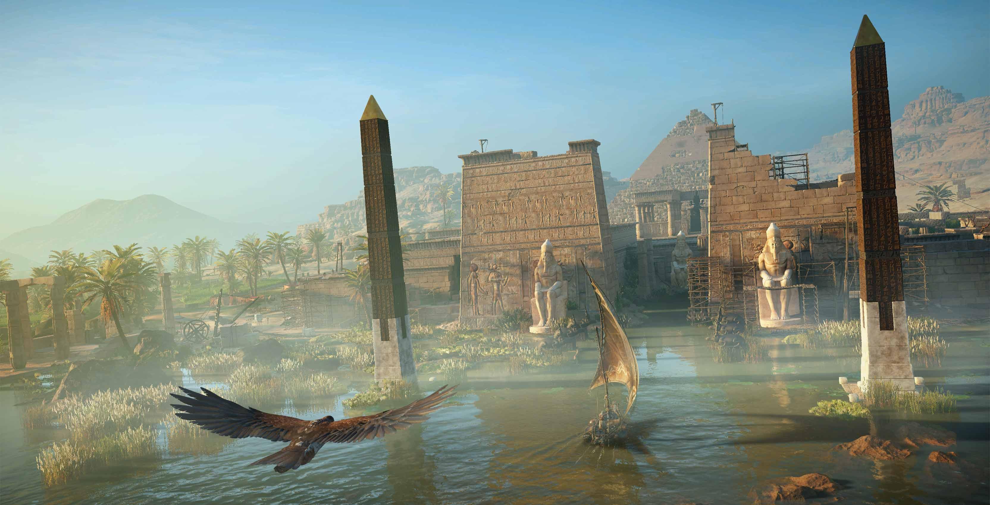 Assassins Creed origins screenshot